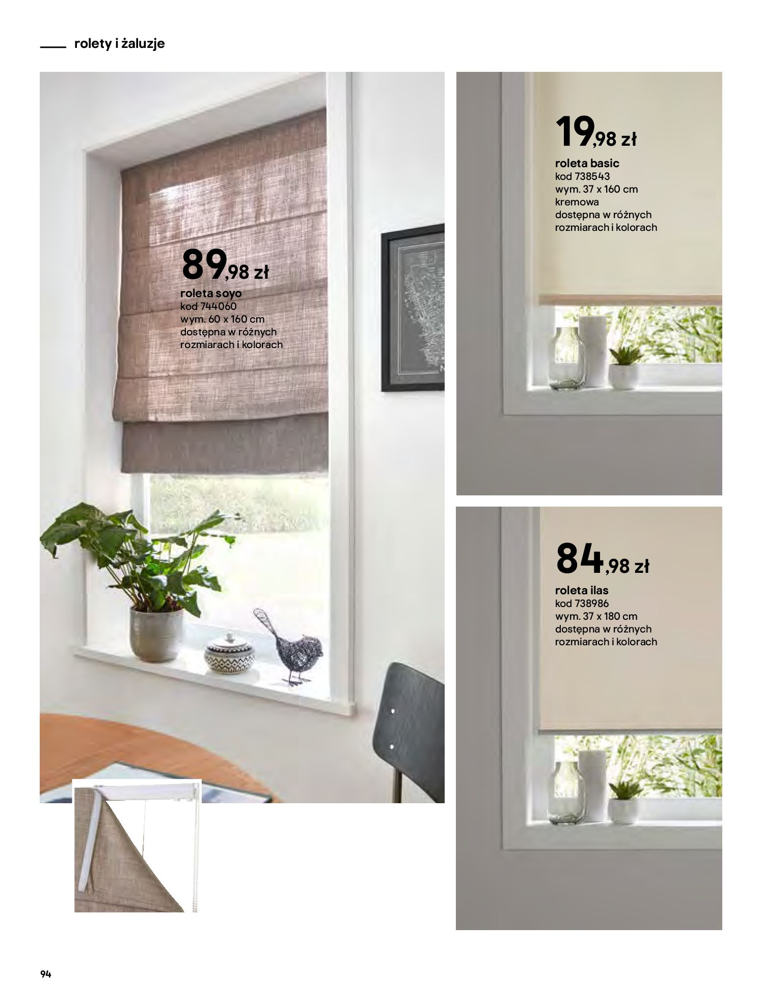 Gazetka Castorama - Katalog Dekoracje-22.10.2020-31.12.2020-page-94