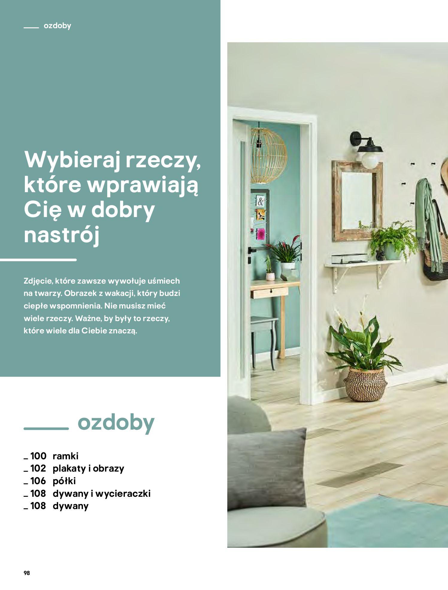Gazetka Castorama - Katalog Dekoracje-22.10.2020-31.12.2020-page-98