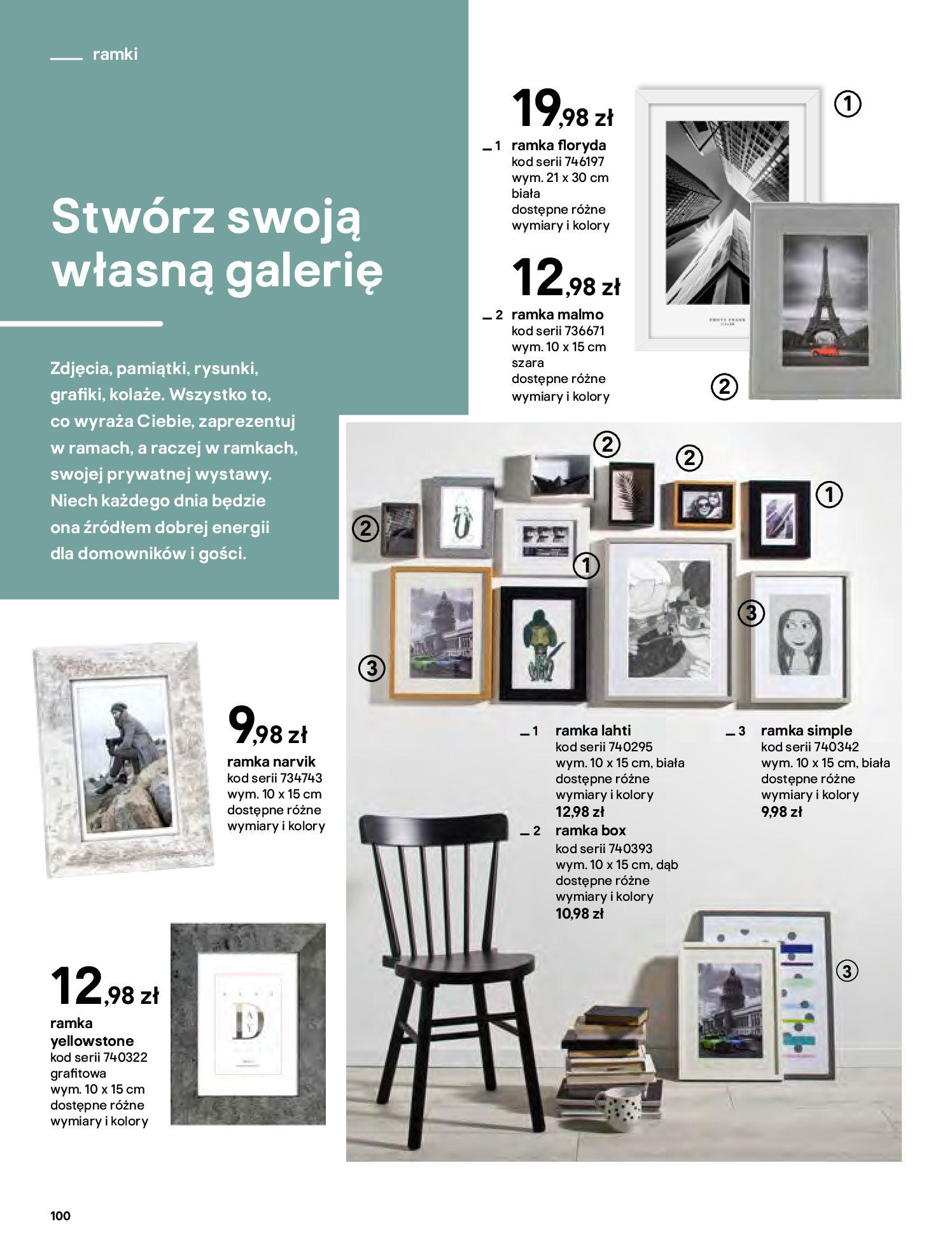 Gazetka Castorama - Katalog Dekoracje-22.10.2020-31.12.2020-page-100