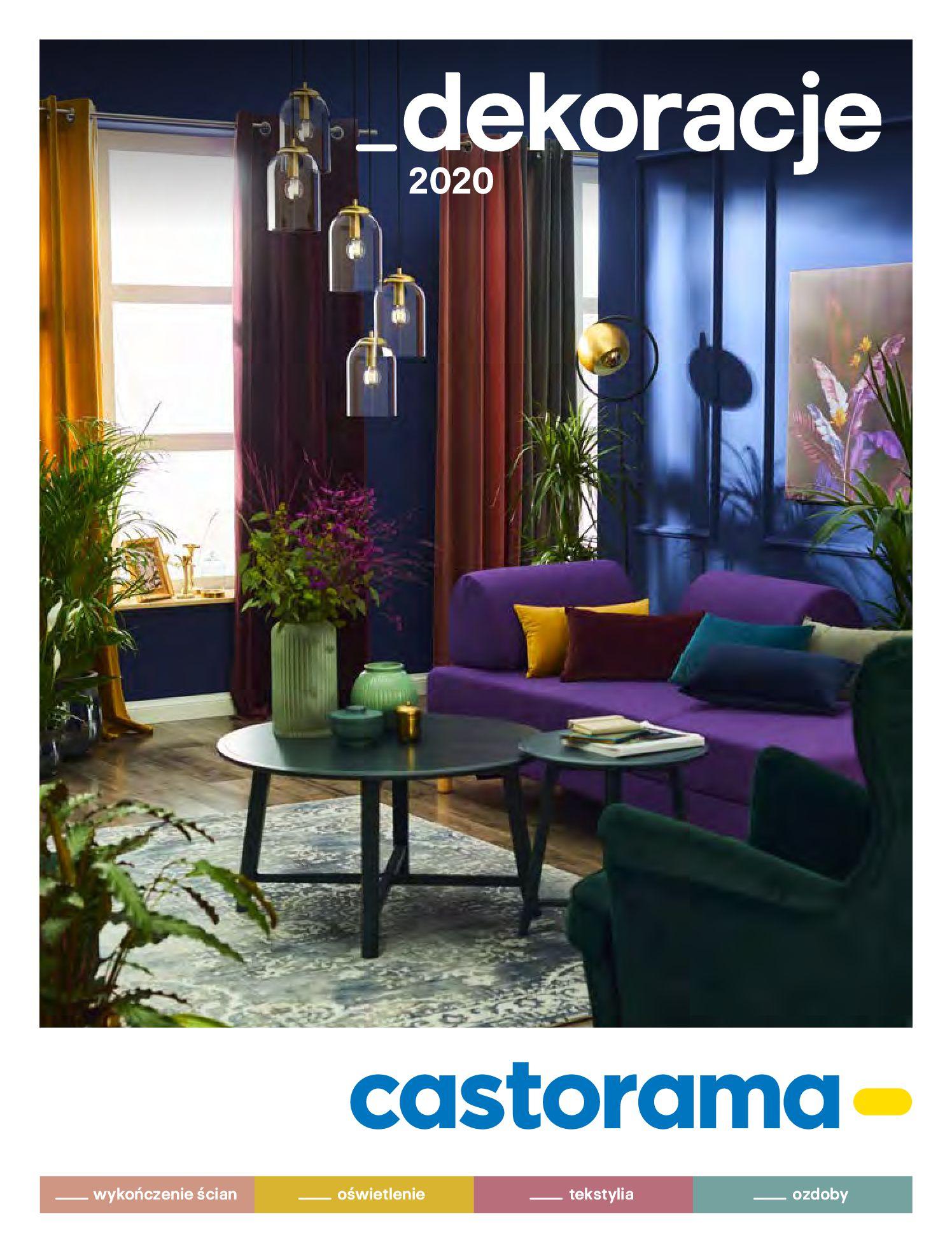 Gazetka Castorama - Katalog Dekoracje-22.10.2020-31.12.2020-page-1
