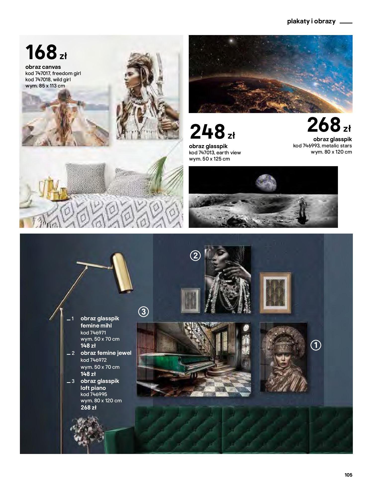 Gazetka Castorama - Katalog Dekoracje-22.10.2020-31.12.2020-page-105