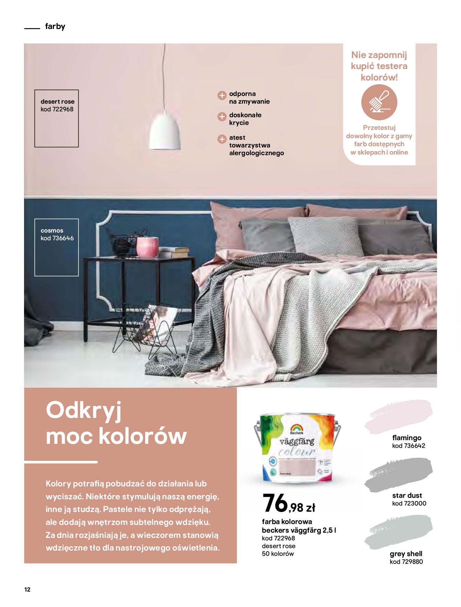 Gazetka Castorama - Katalog Dekoracje-22.10.2020-31.12.2020-page-12