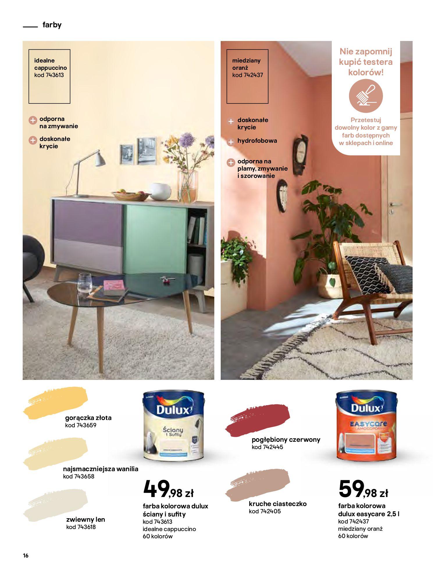 Gazetka Castorama - Katalog Dekoracje-22.10.2020-31.12.2020-page-16
