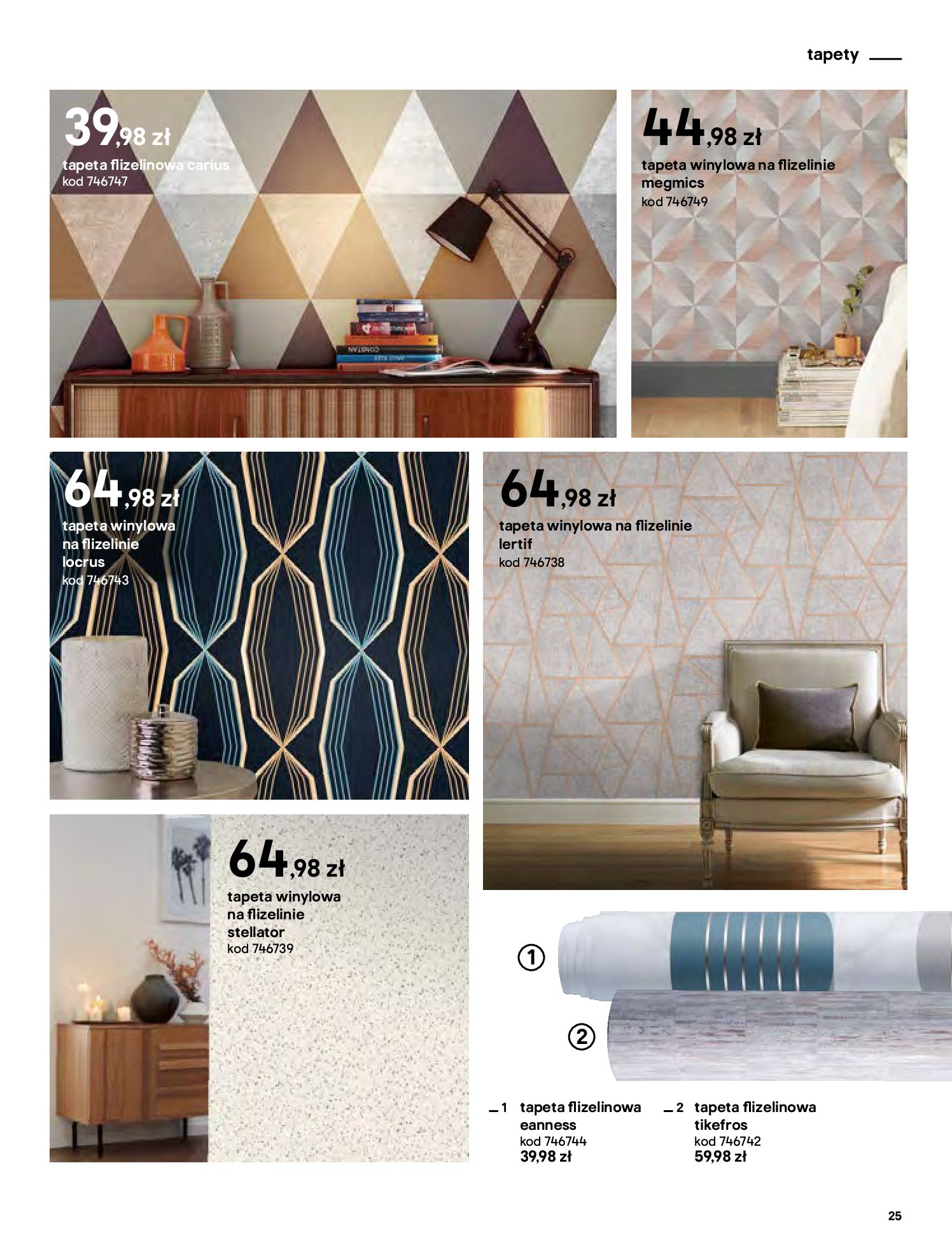 Gazetka Castorama - Katalog Dekoracje-22.10.2020-31.12.2020-page-25