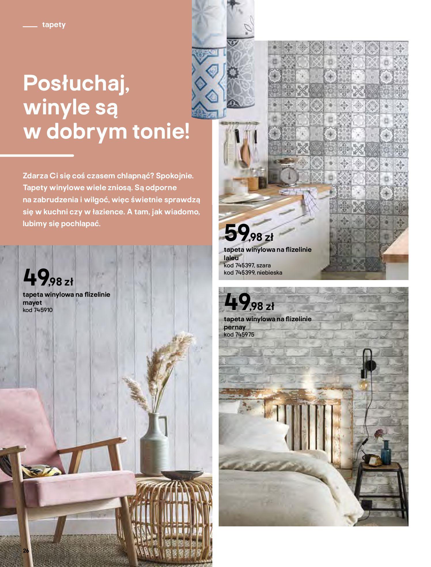 Gazetka Castorama - Katalog Dekoracje-22.10.2020-31.12.2020-page-26