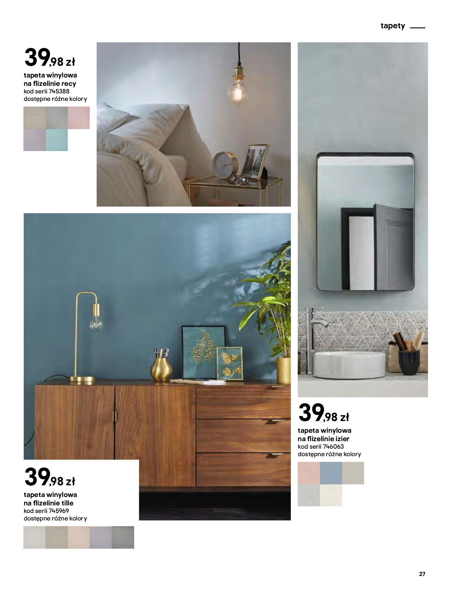 Gazetka Castorama - Katalog Dekoracje-22.10.2020-31.12.2020-page-27