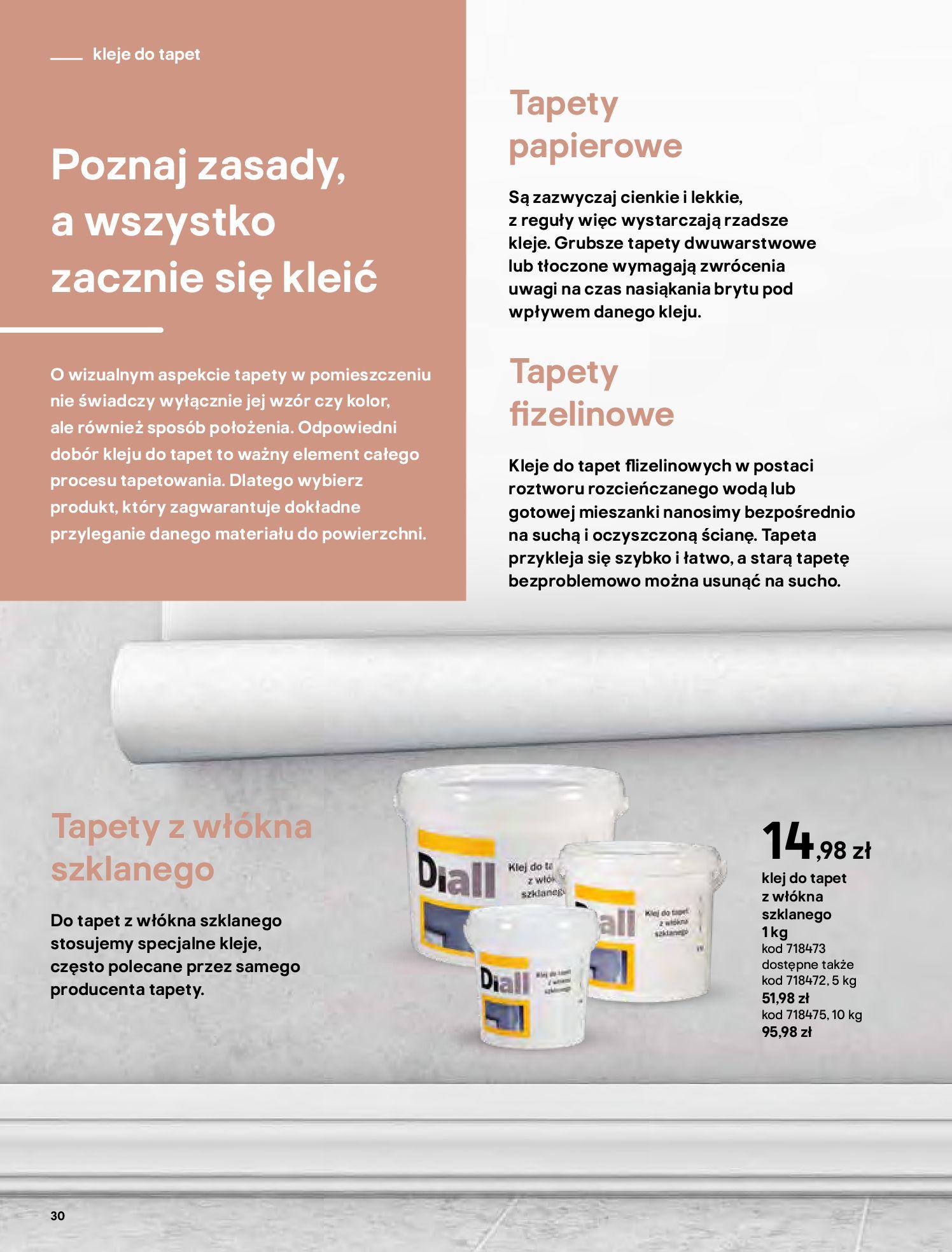 Gazetka Castorama - Katalog Dekoracje-22.10.2020-31.12.2020-page-30