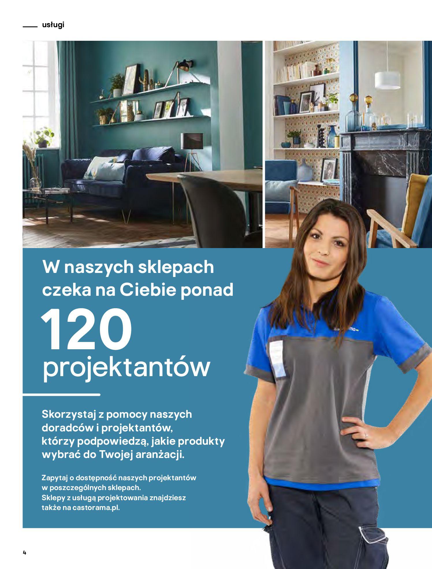 Gazetka Castorama - Katalog Dekoracje-22.10.2020-31.12.2020-page-4