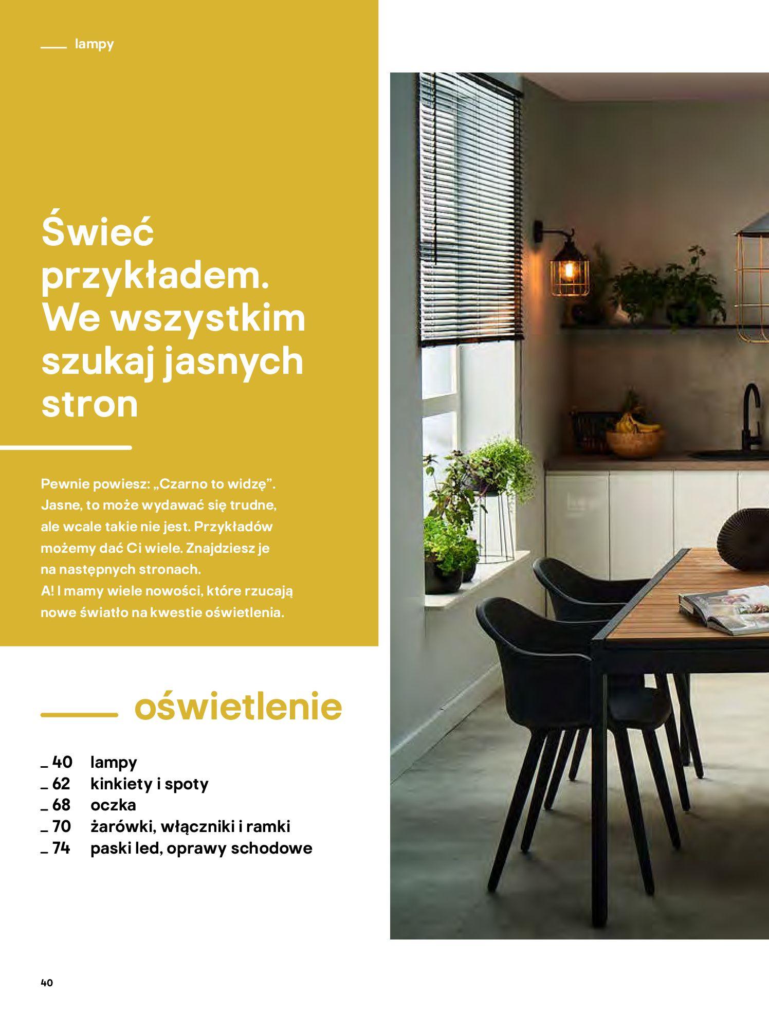 Gazetka Castorama - Katalog Dekoracje-22.10.2020-31.12.2020-page-40