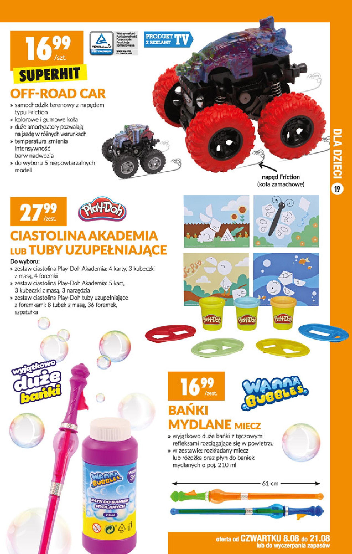 Gazetka Biedronka - Okazje tygodnia-07.08.2019-21.08.2019-page-19