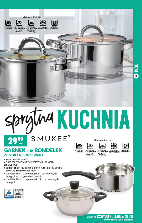Gazetka Biedronka - Okazje tygodnia-07.08.2019-21.08.2019-page-3