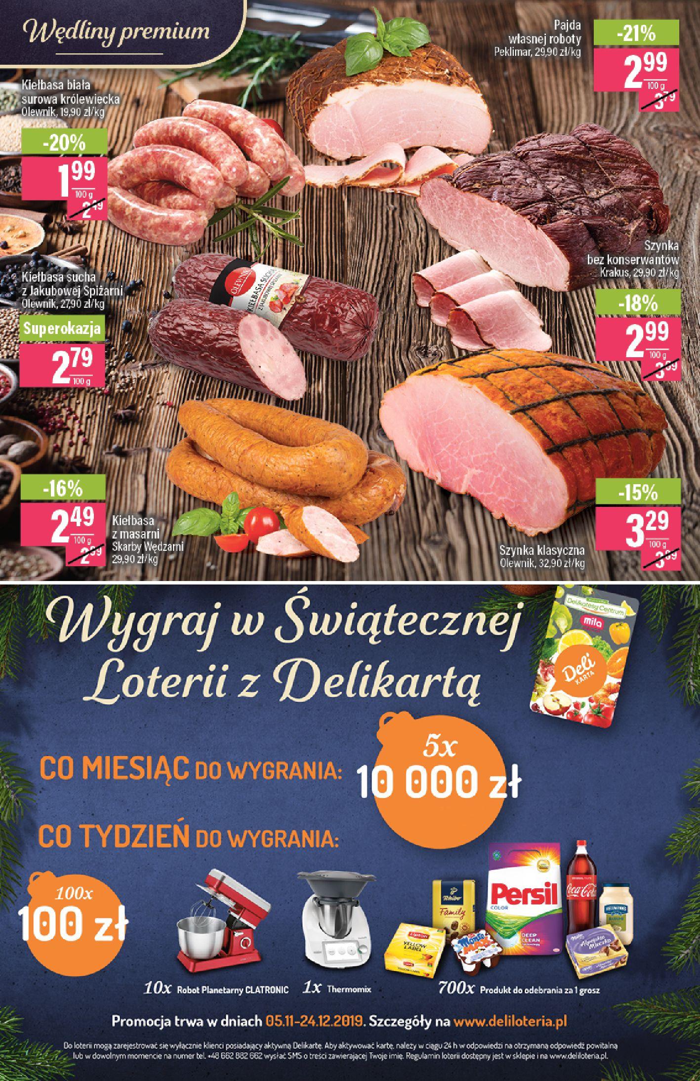 Gazetka Mila - Gazetka 45-06.11.2019-13.11.2019-page-8