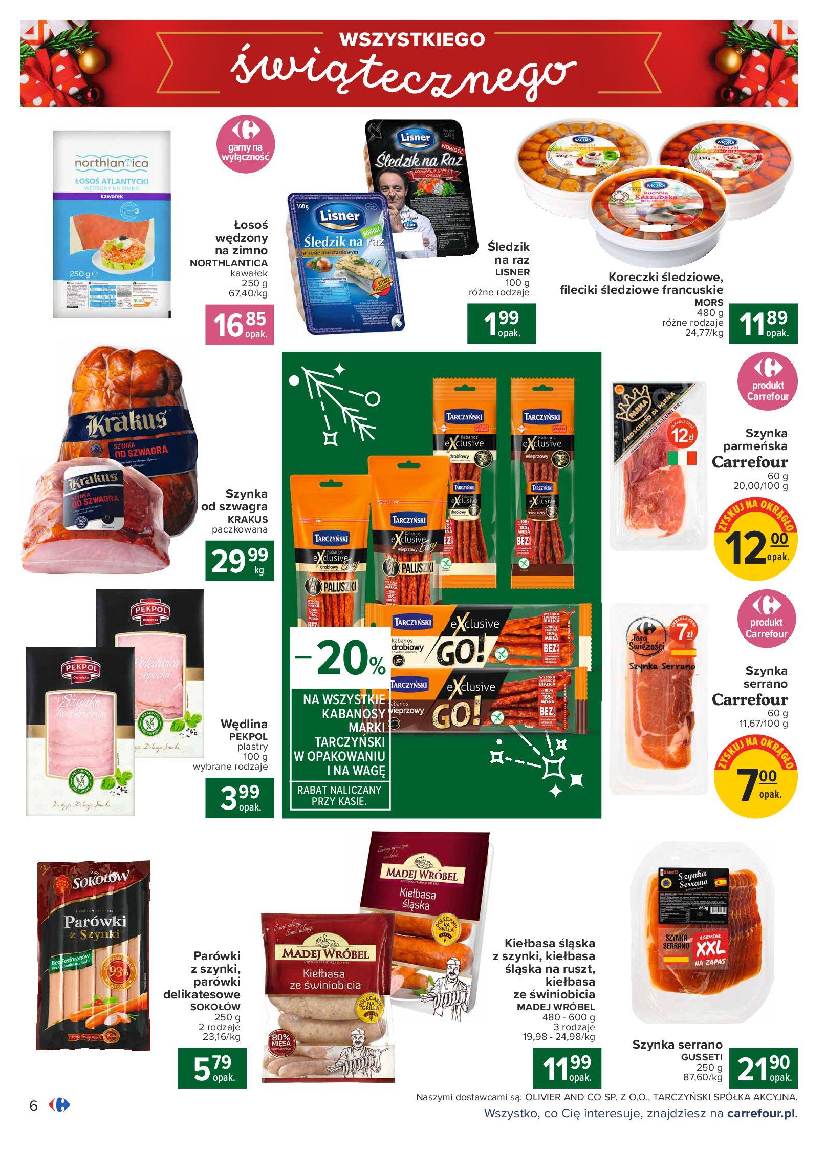 Gazetka Carrefour: Oferta handlowa 2020-11-24 page-6