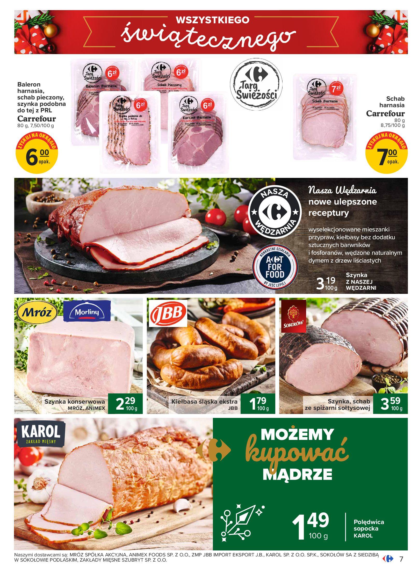 Gazetka Carrefour: Oferta handlowa 2020-11-24 page-7