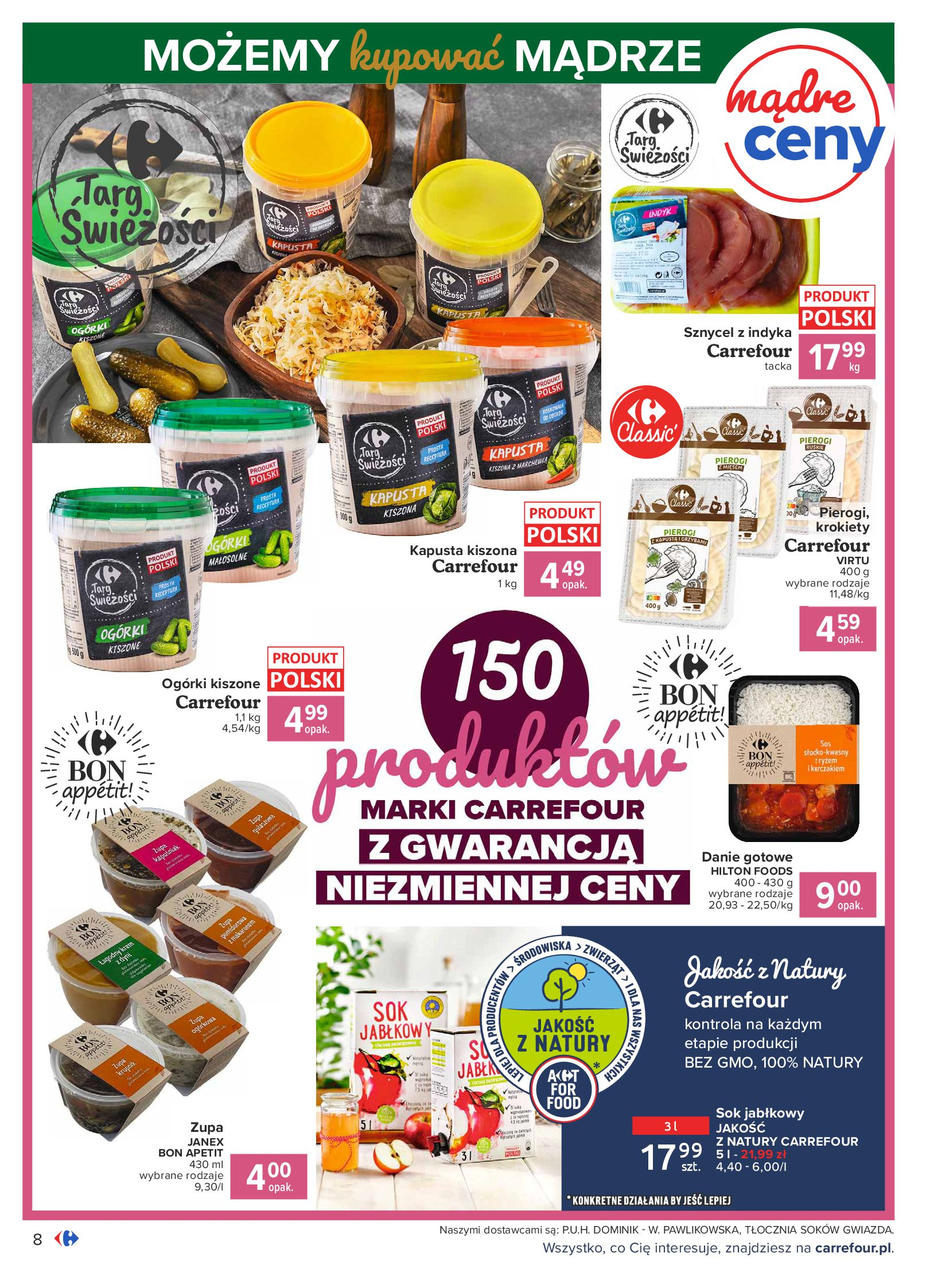 Gazetka Carrefour: Oferta handlowa 2020-11-24 page-8