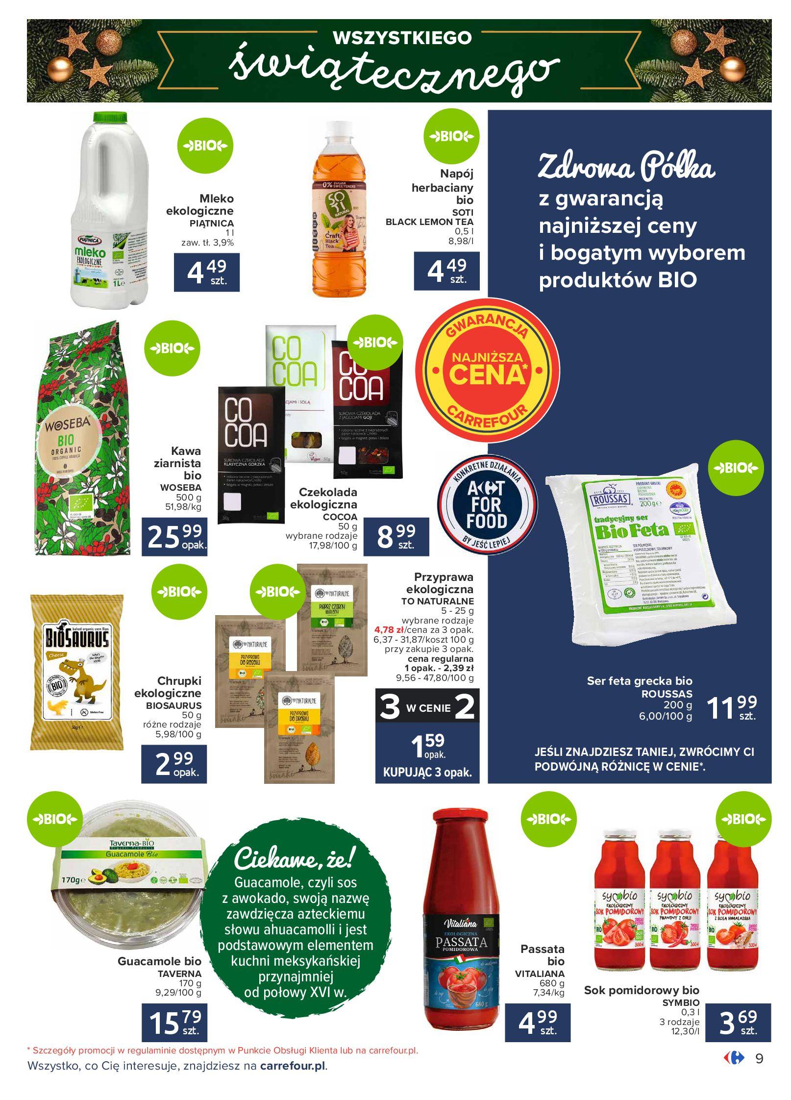 Gazetka Carrefour: Oferta handlowa 2020-11-24 page-9