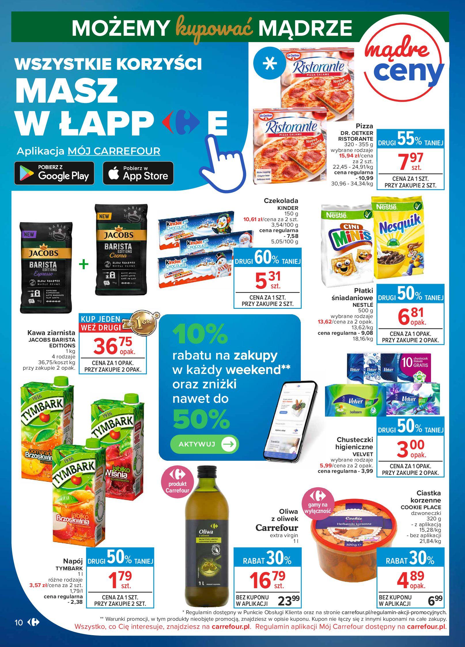 Gazetka Carrefour: Oferta handlowa 2020-11-24 page-10