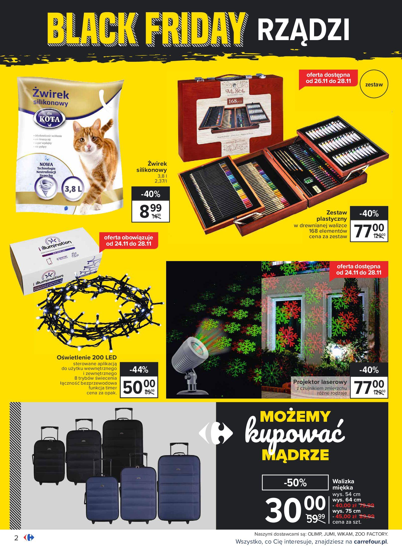 Gazetka Carrefour: Oferta handlowa 2020-11-24 page-2