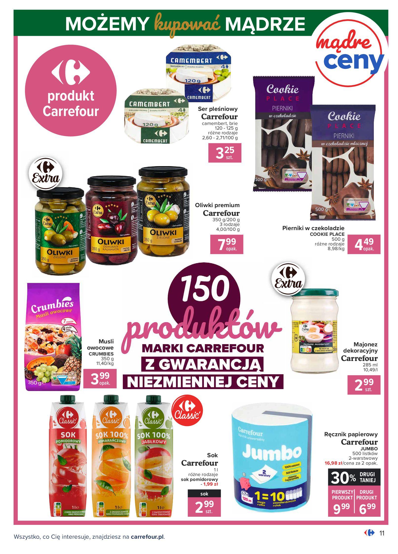 Gazetka Carrefour: Oferta handlowa 2020-11-24 page-11