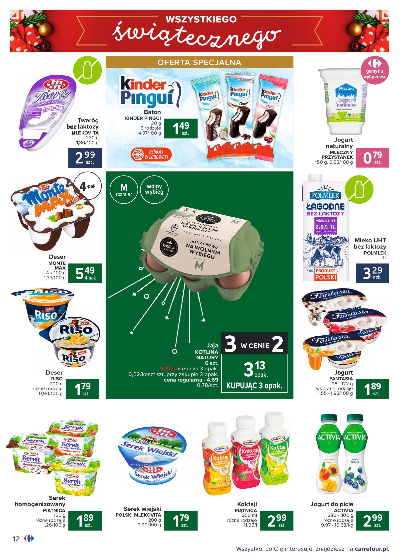 Gazetka Carrefour: Oferta handlowa 2020-11-24 page-12