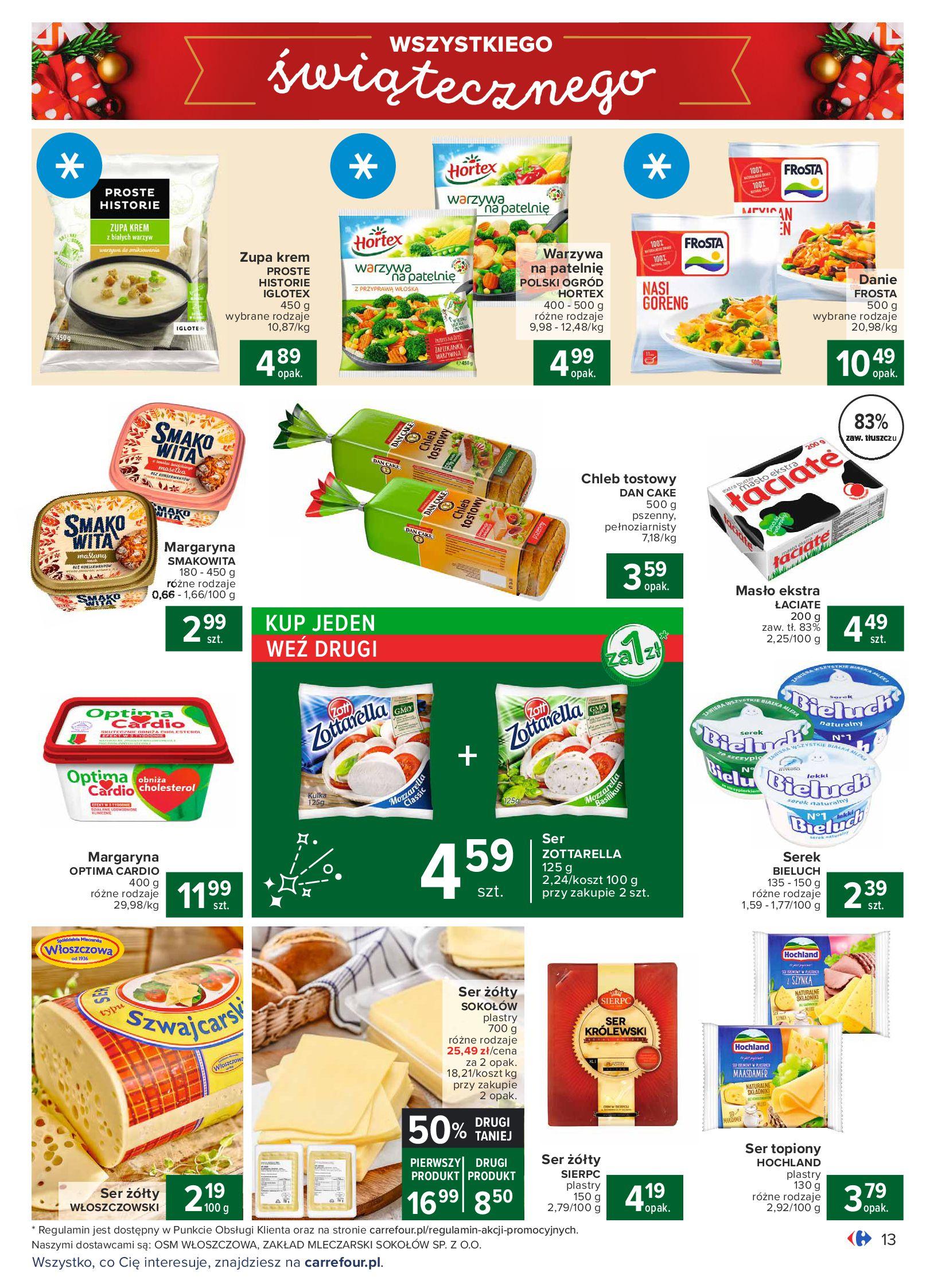 Gazetka Carrefour: Oferta handlowa 2020-11-24 page-13