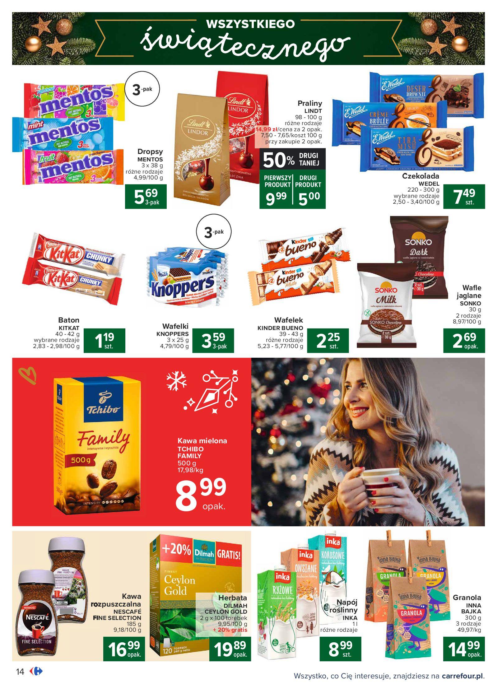 Gazetka Carrefour: Oferta handlowa 2020-11-24 page-14