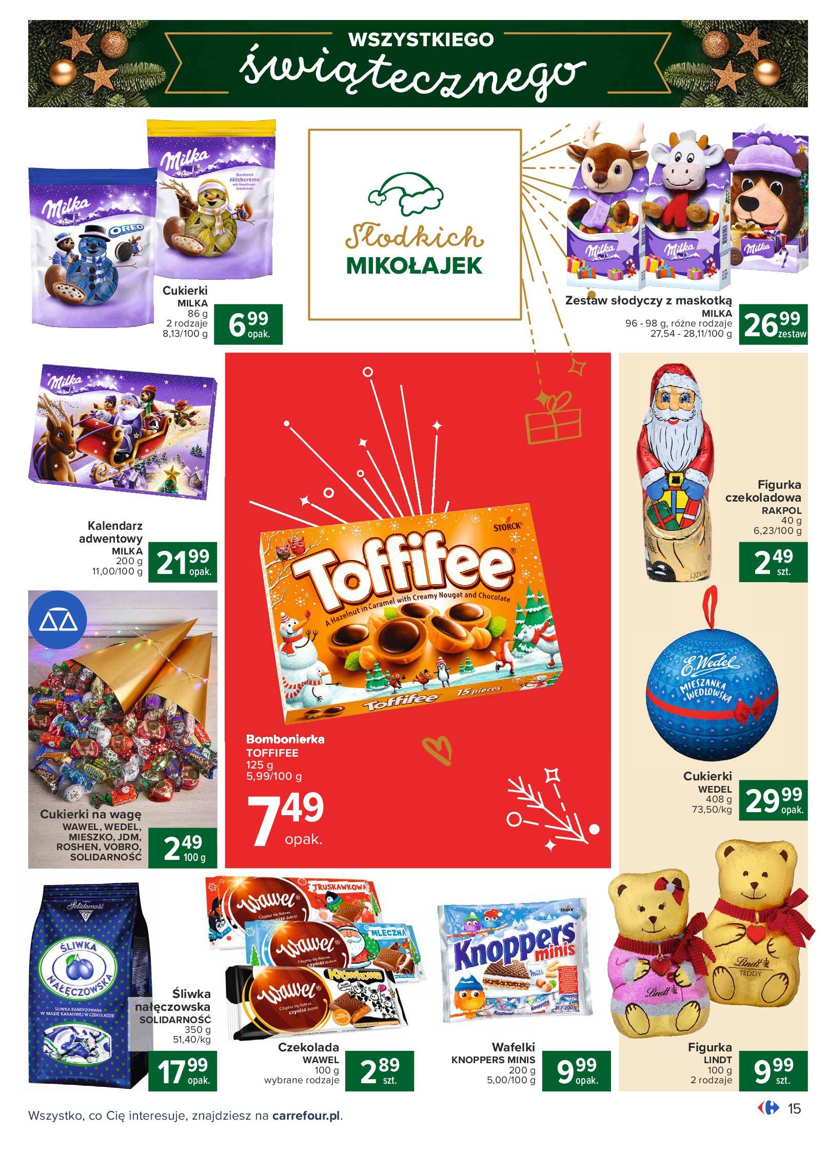 Gazetka Carrefour: Oferta handlowa 2020-11-24 page-15