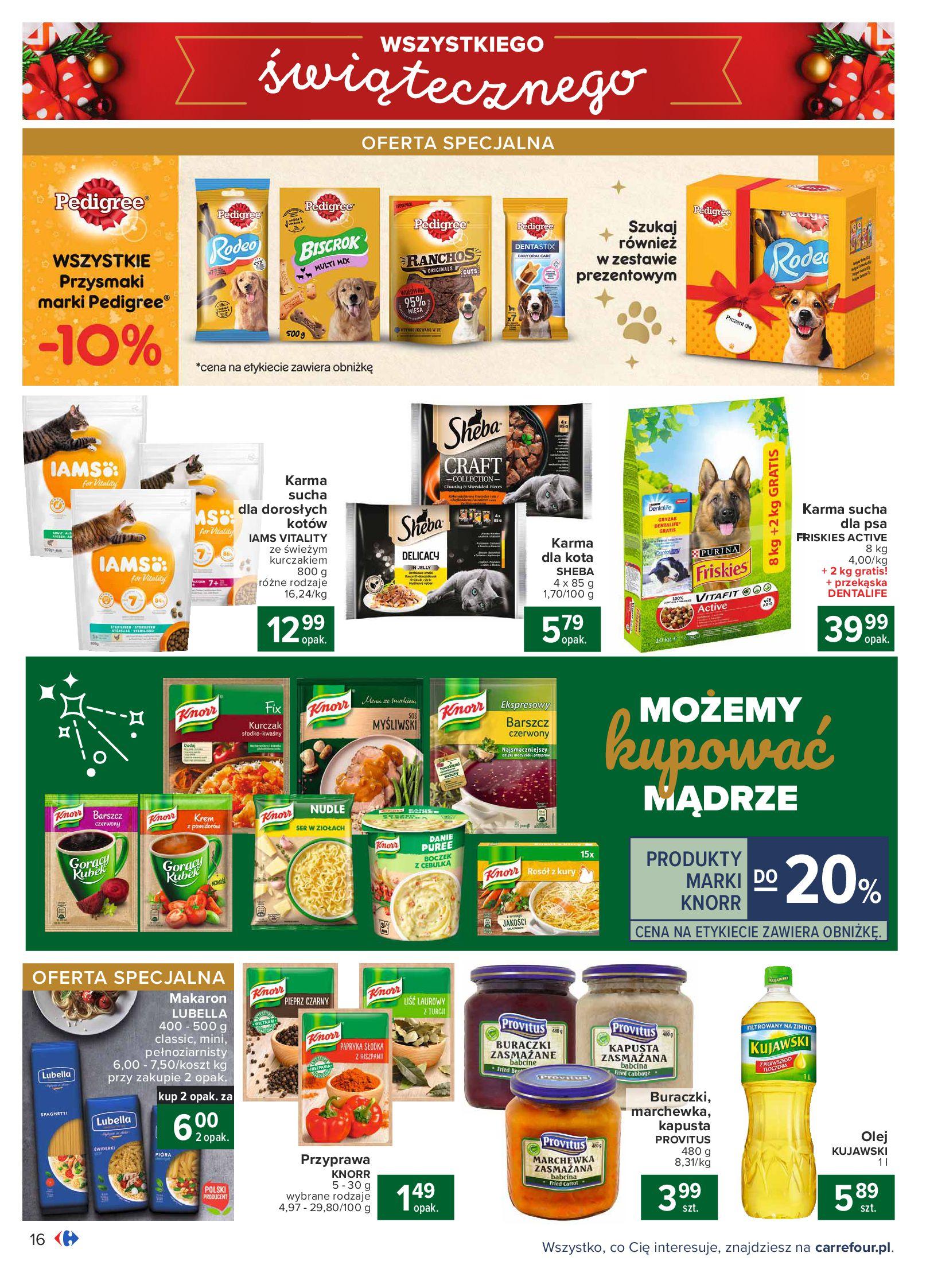 Gazetka Carrefour: Oferta handlowa 2020-11-24 page-16