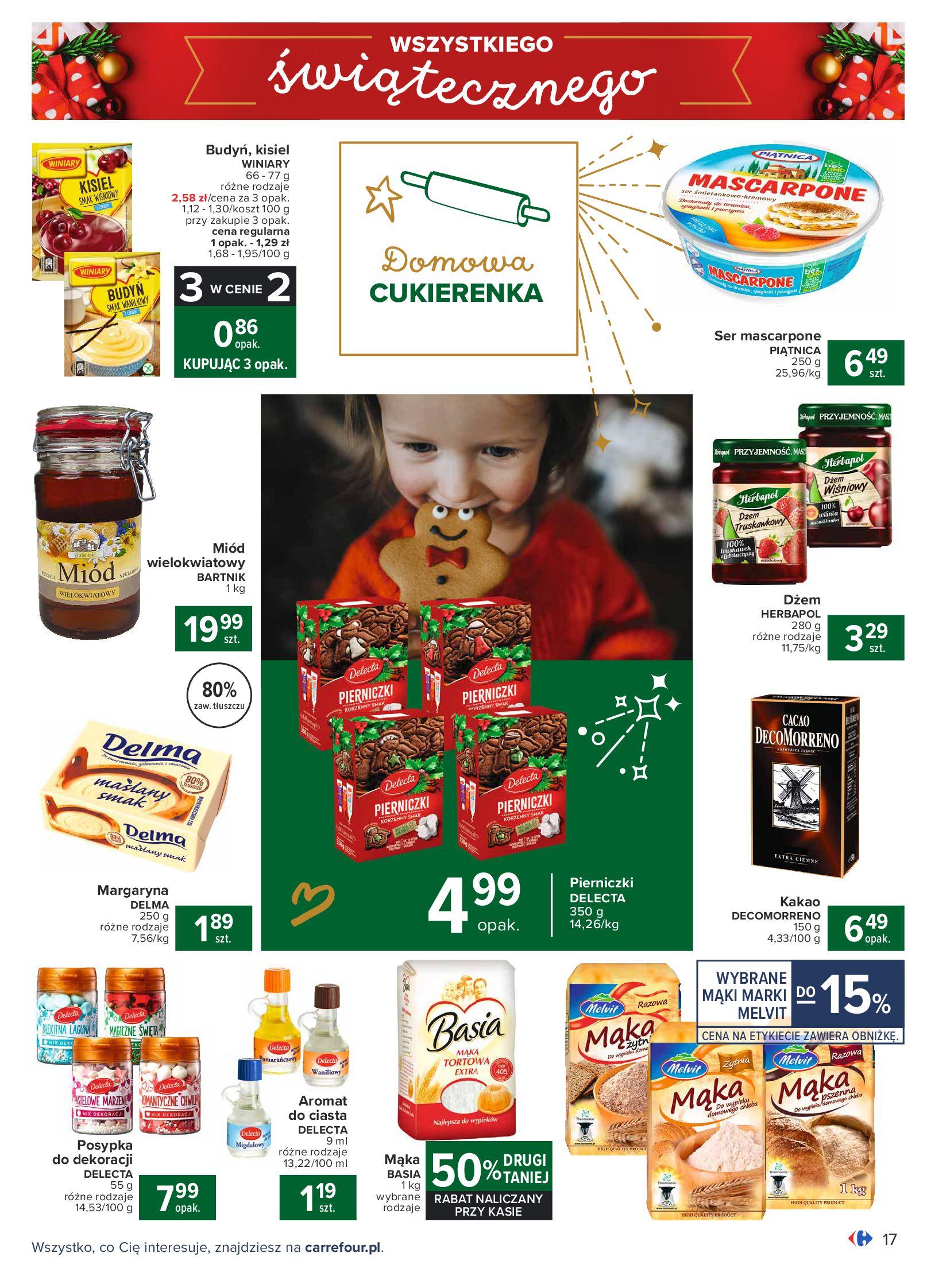 Gazetka Carrefour: Oferta handlowa 2020-11-24 page-17
