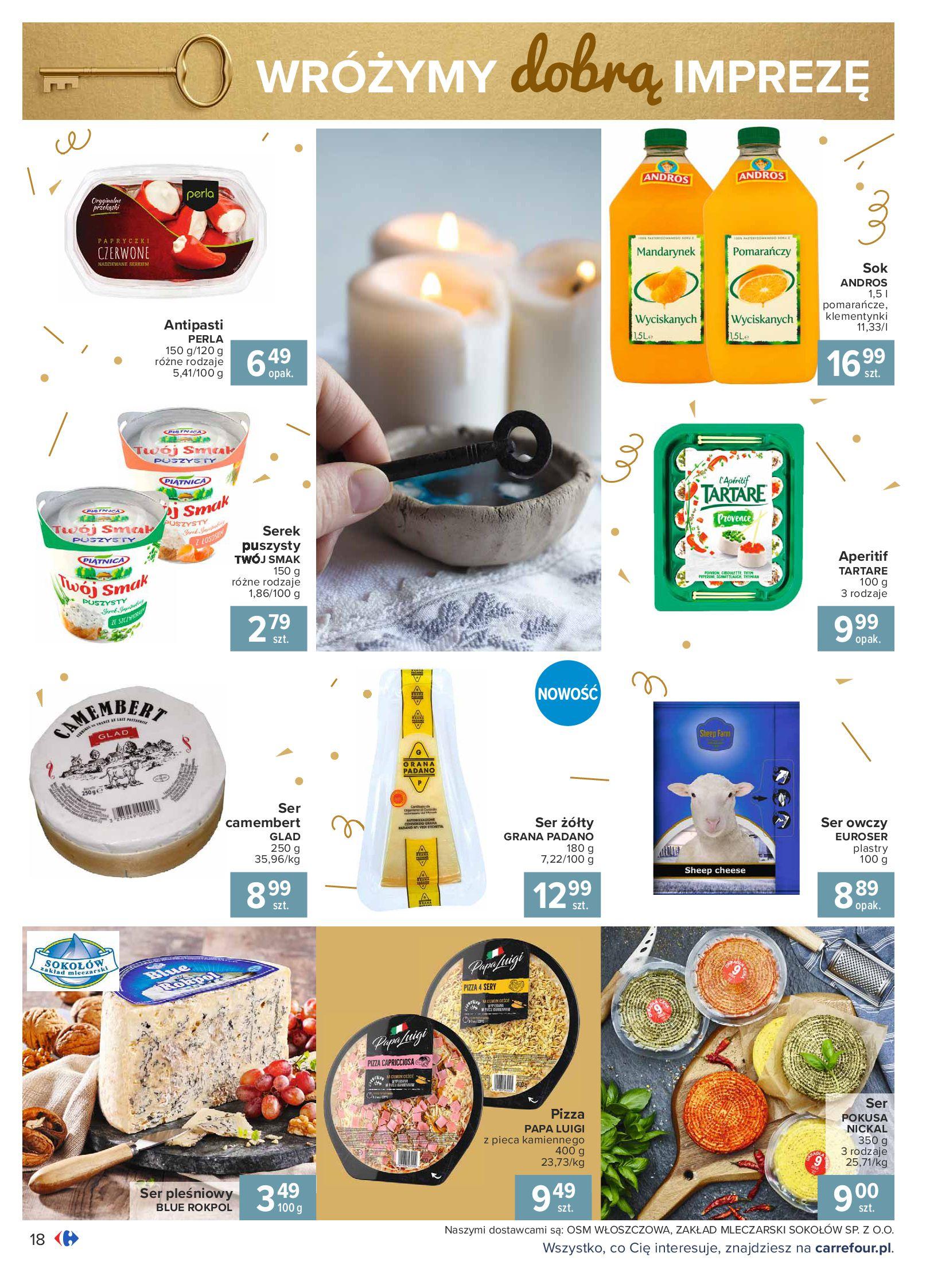 Gazetka Carrefour: Oferta handlowa 2020-11-24 page-18