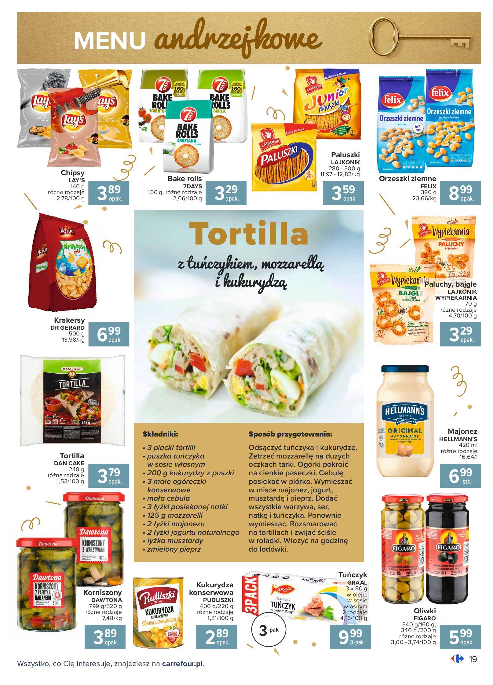 Gazetka Carrefour: Oferta handlowa 2020-11-24 page-19