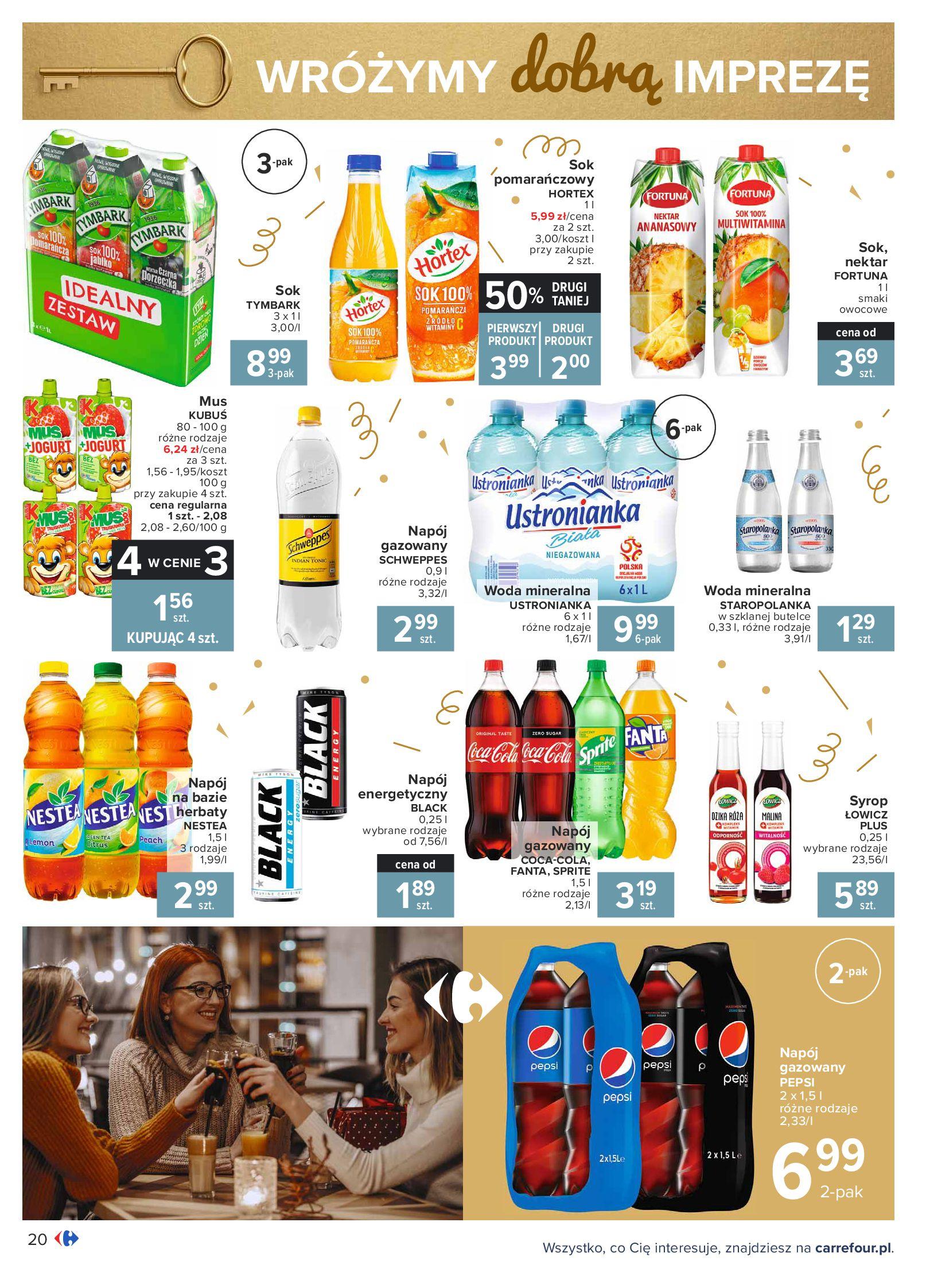 Gazetka Carrefour: Oferta handlowa 2020-11-24 page-20