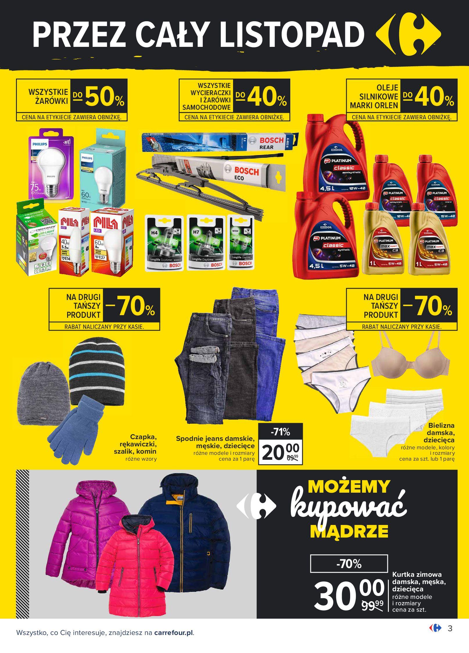 Gazetka Carrefour: Oferta handlowa 2020-11-24 page-3