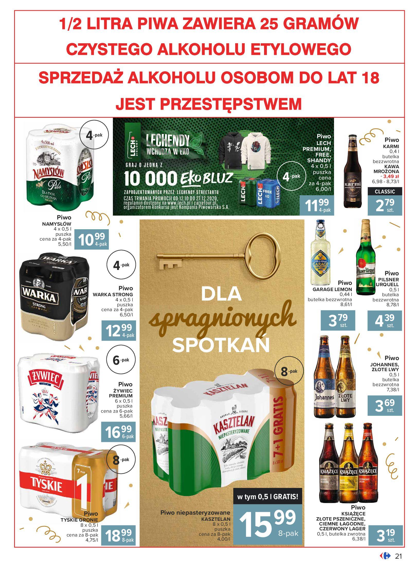 Gazetka Carrefour: Oferta handlowa 2020-11-24 page-21