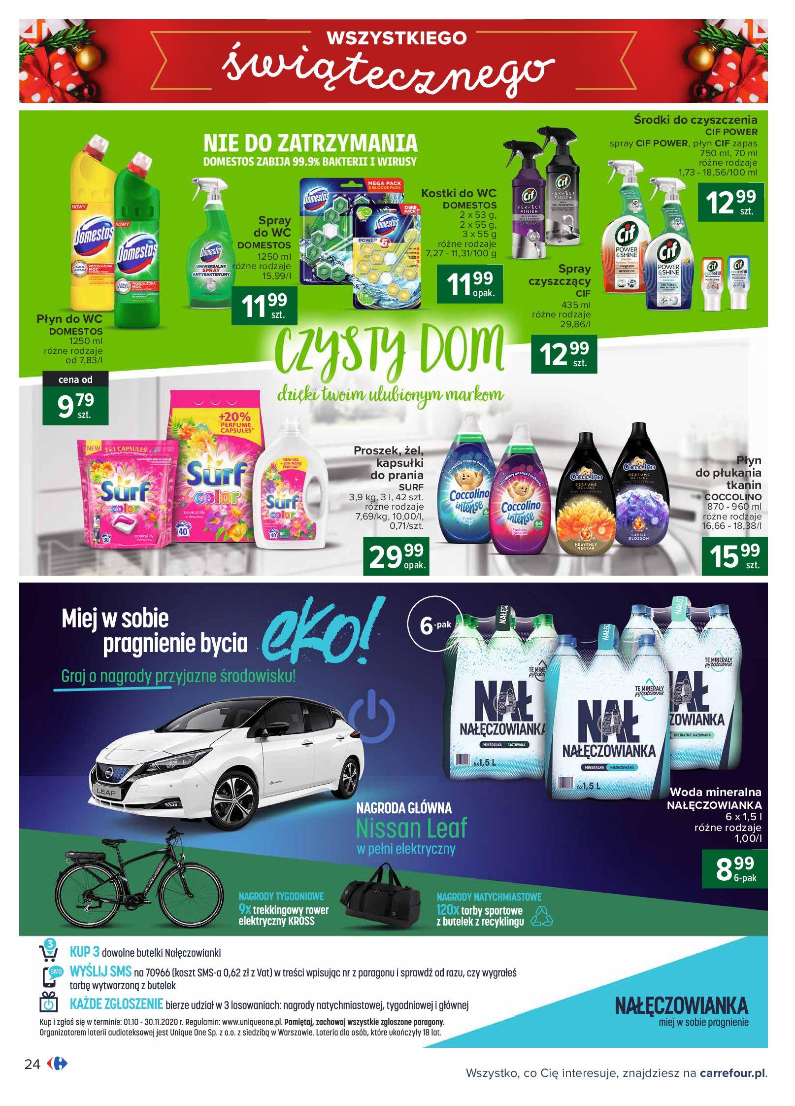 Gazetka Carrefour: Oferta handlowa 2020-11-24 page-24
