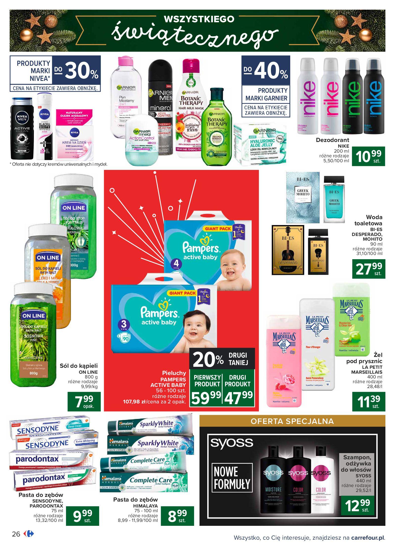 Gazetka Carrefour: Oferta handlowa 2020-11-24 page-26