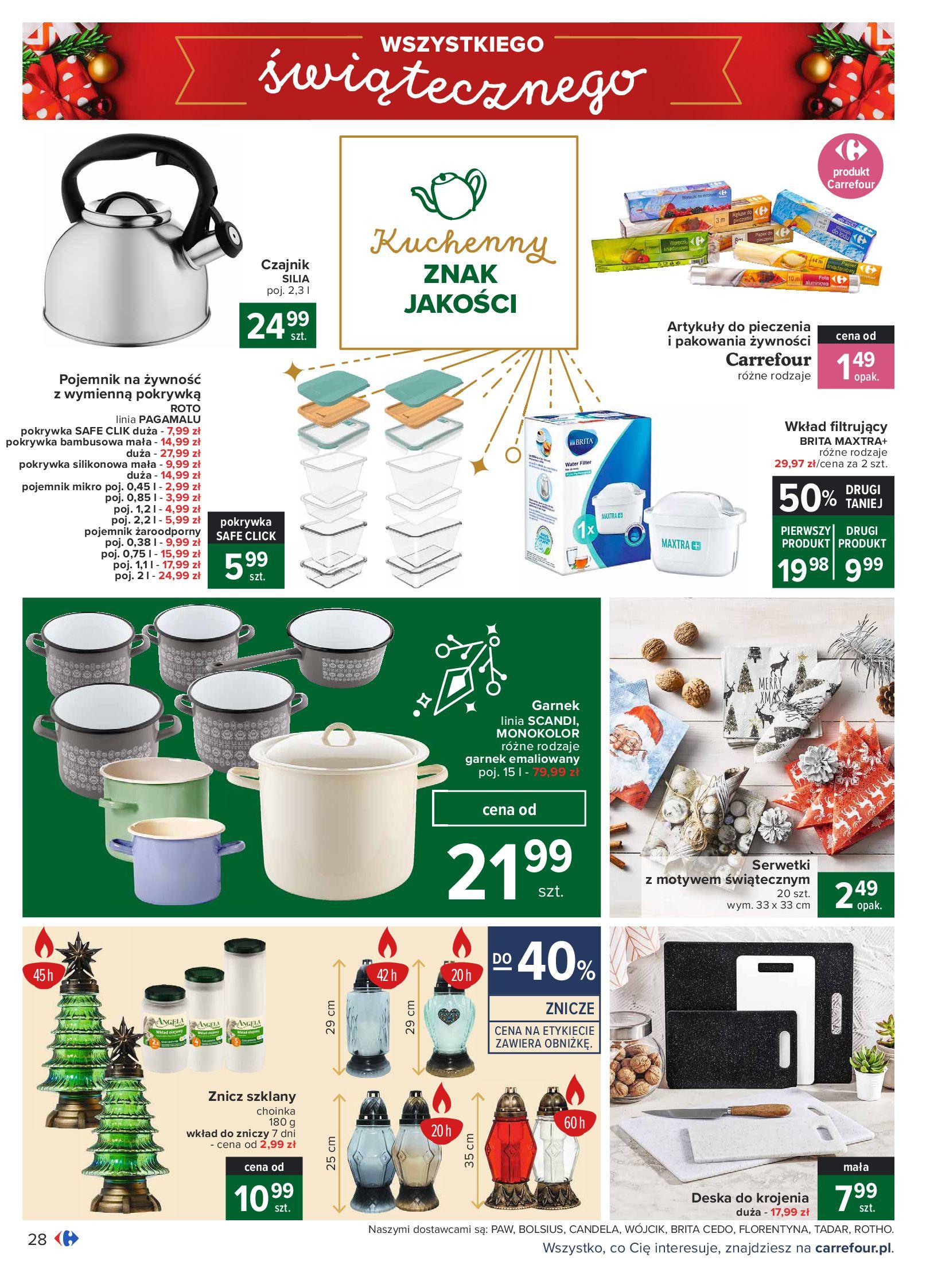 Gazetka Carrefour: Oferta handlowa 2020-11-24 page-28