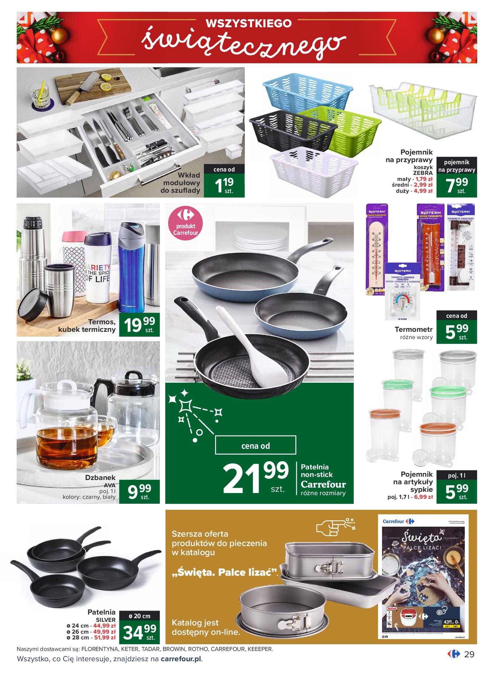 Gazetka Carrefour: Oferta handlowa 2020-11-24 page-29