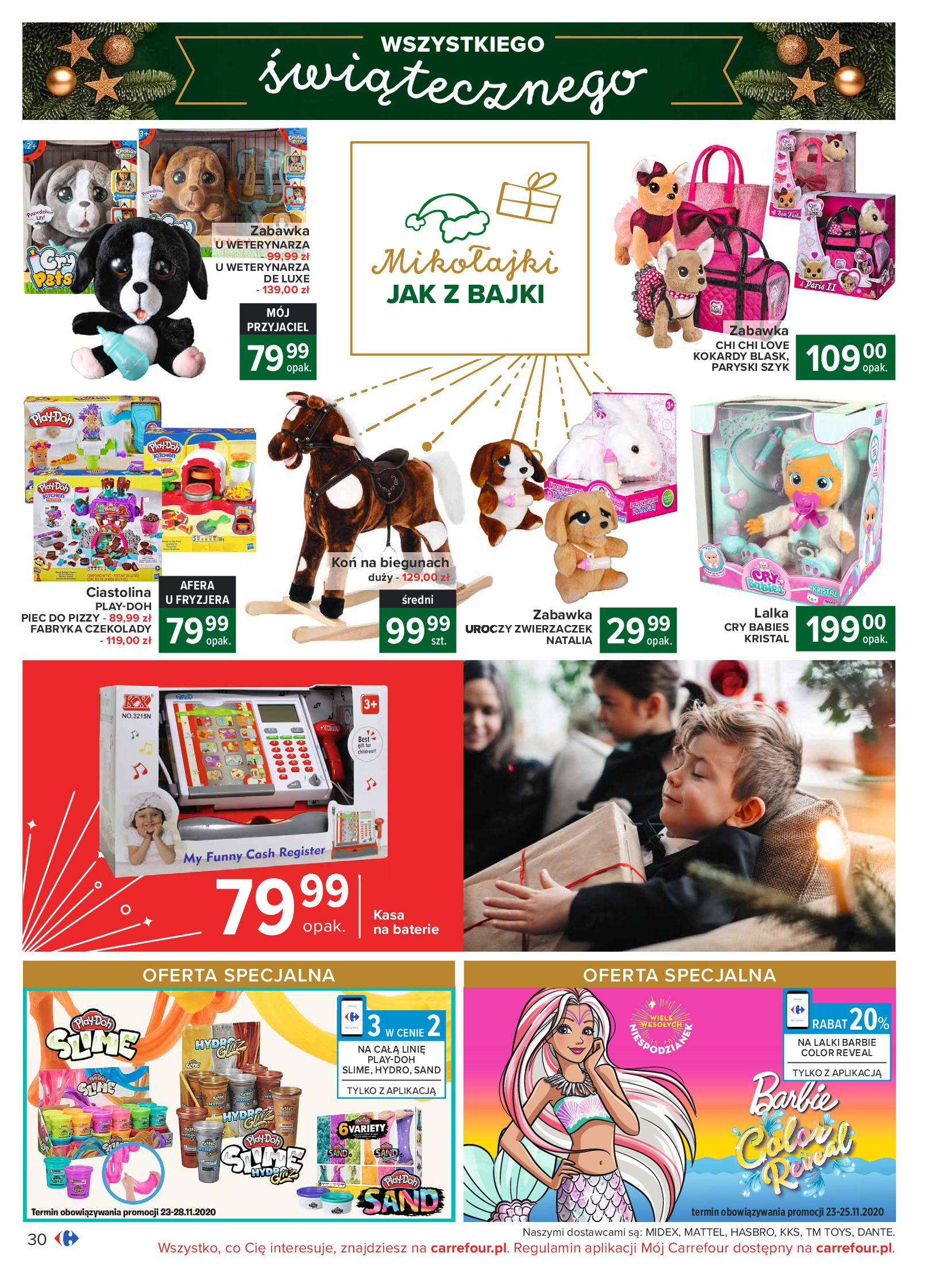 Gazetka Carrefour: Oferta handlowa 2020-11-24 page-30