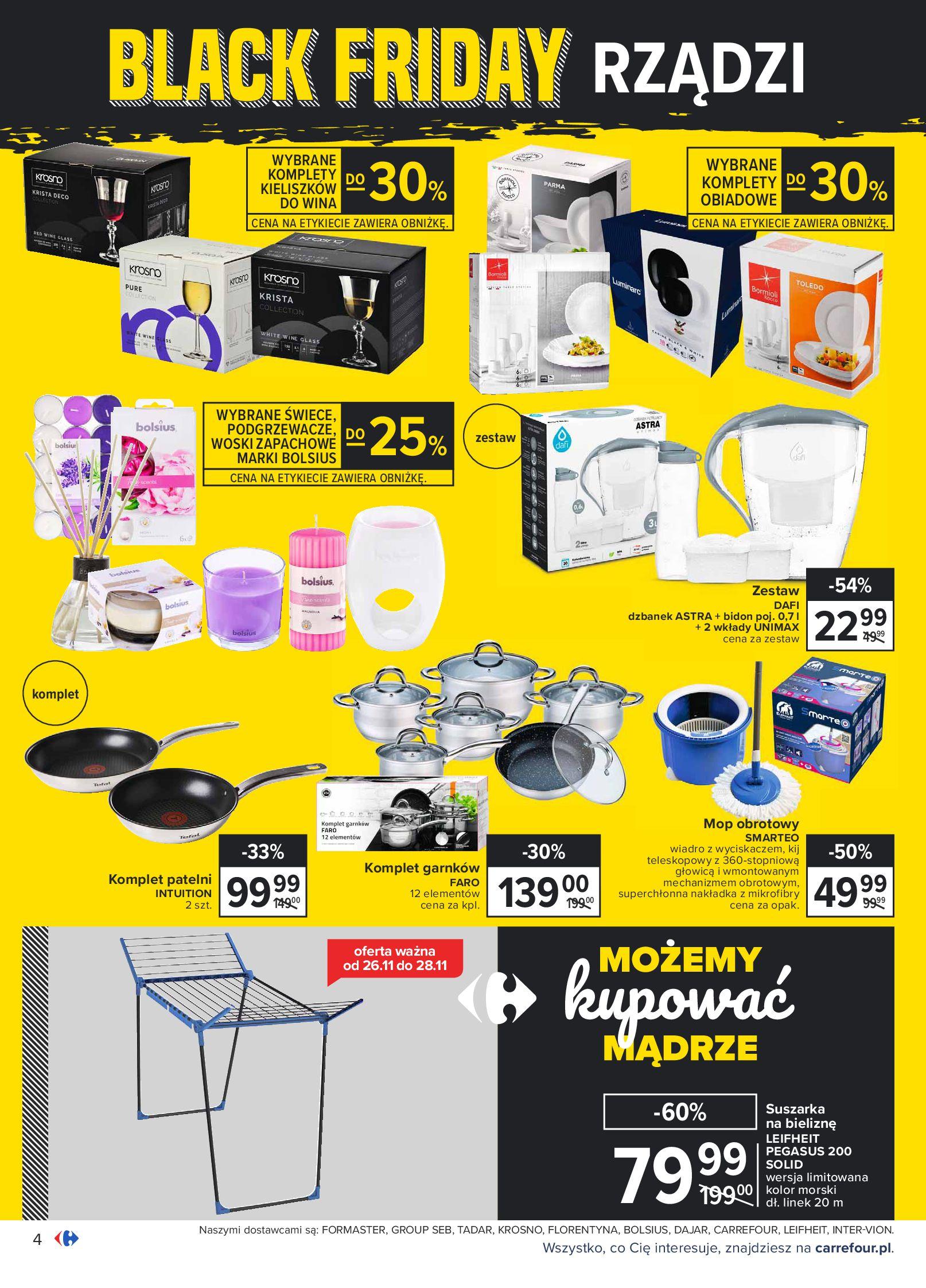 Gazetka Carrefour: Oferta handlowa 2020-11-24 page-4