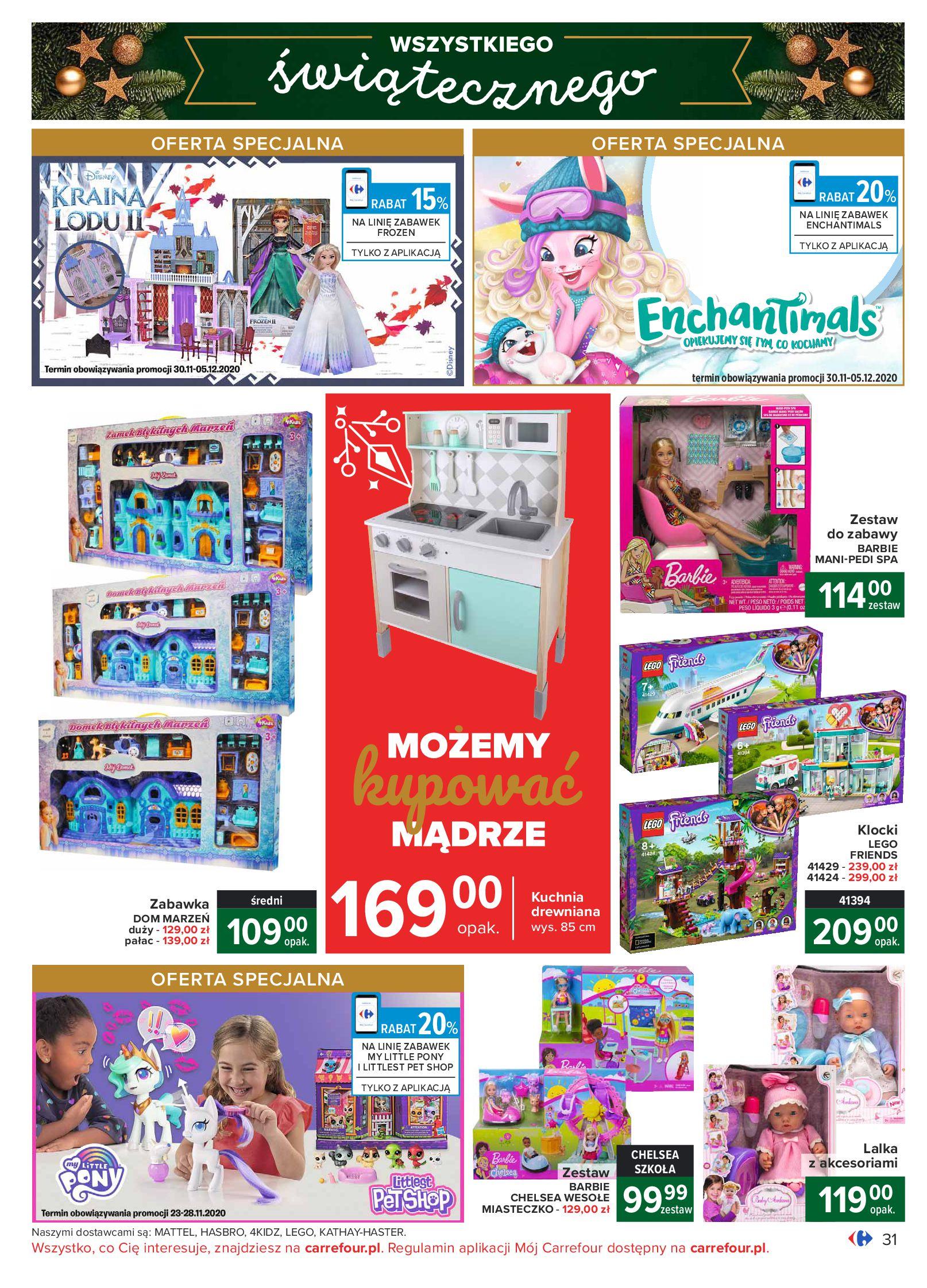 Gazetka Carrefour: Oferta handlowa 2020-11-24 page-31