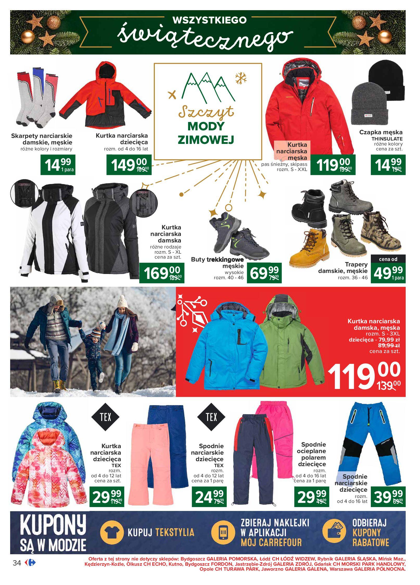 Gazetka Carrefour: Oferta handlowa 2020-11-24 page-34