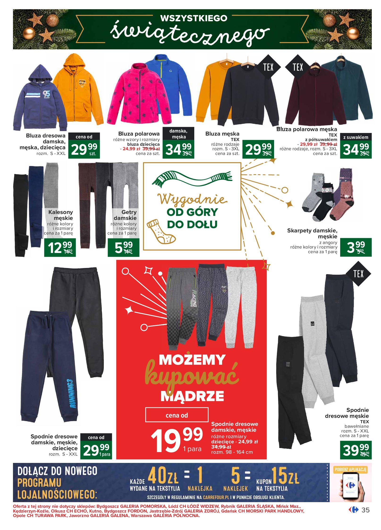 Gazetka Carrefour: Oferta handlowa 2020-11-24 page-35