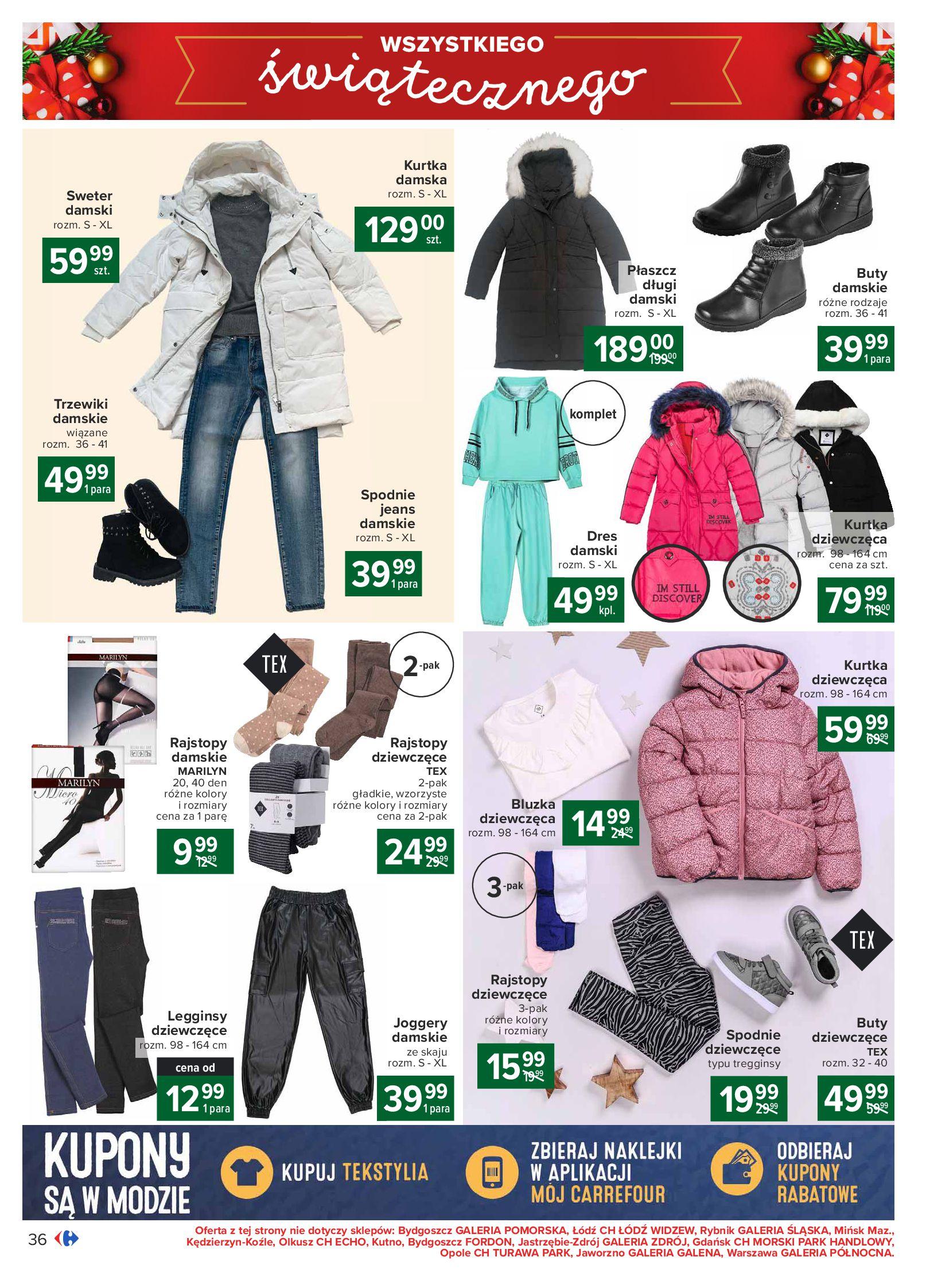 Gazetka Carrefour: Oferta handlowa 2020-11-24 page-36