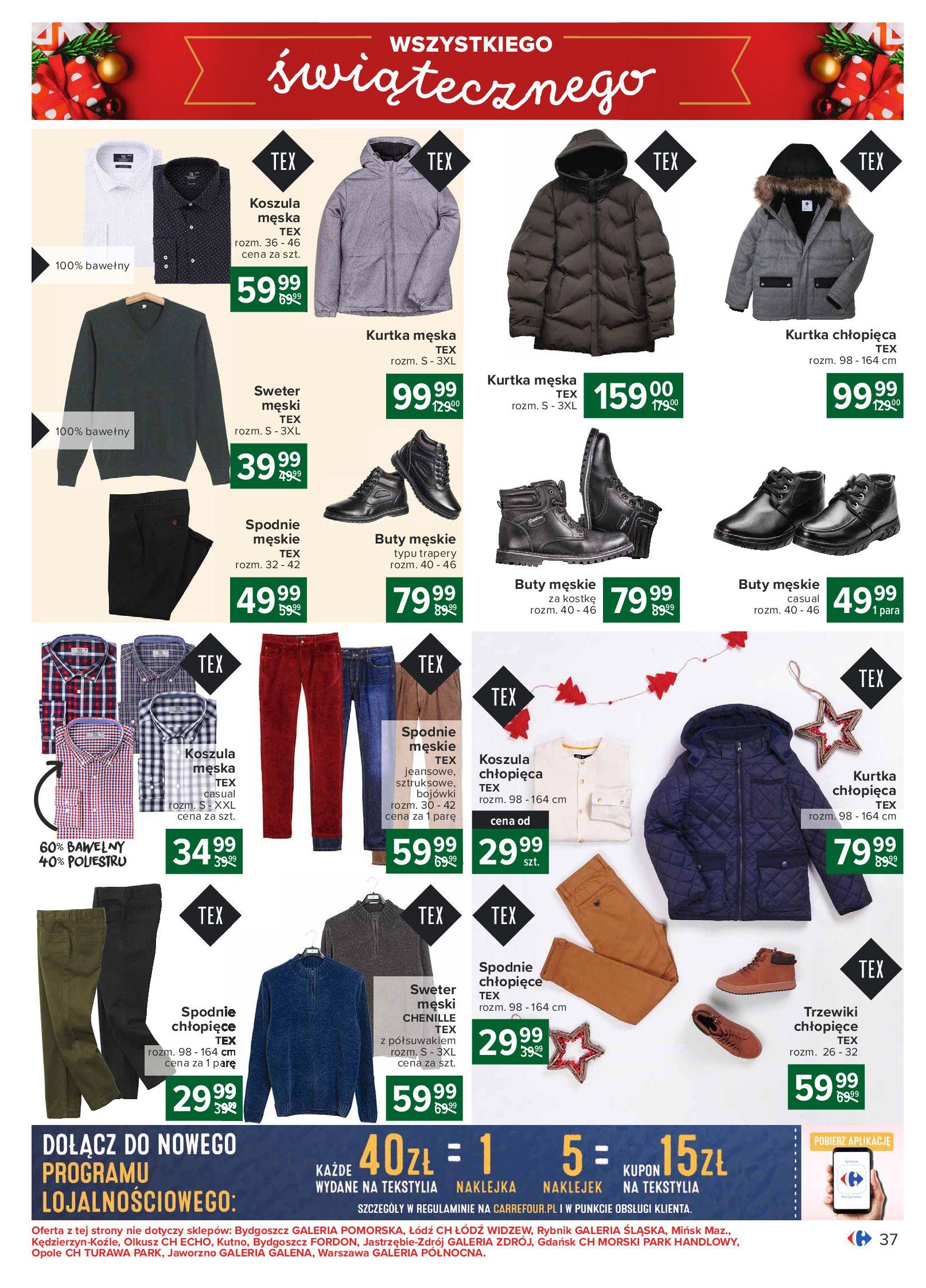 Gazetka Carrefour: Oferta handlowa 2020-11-24 page-37