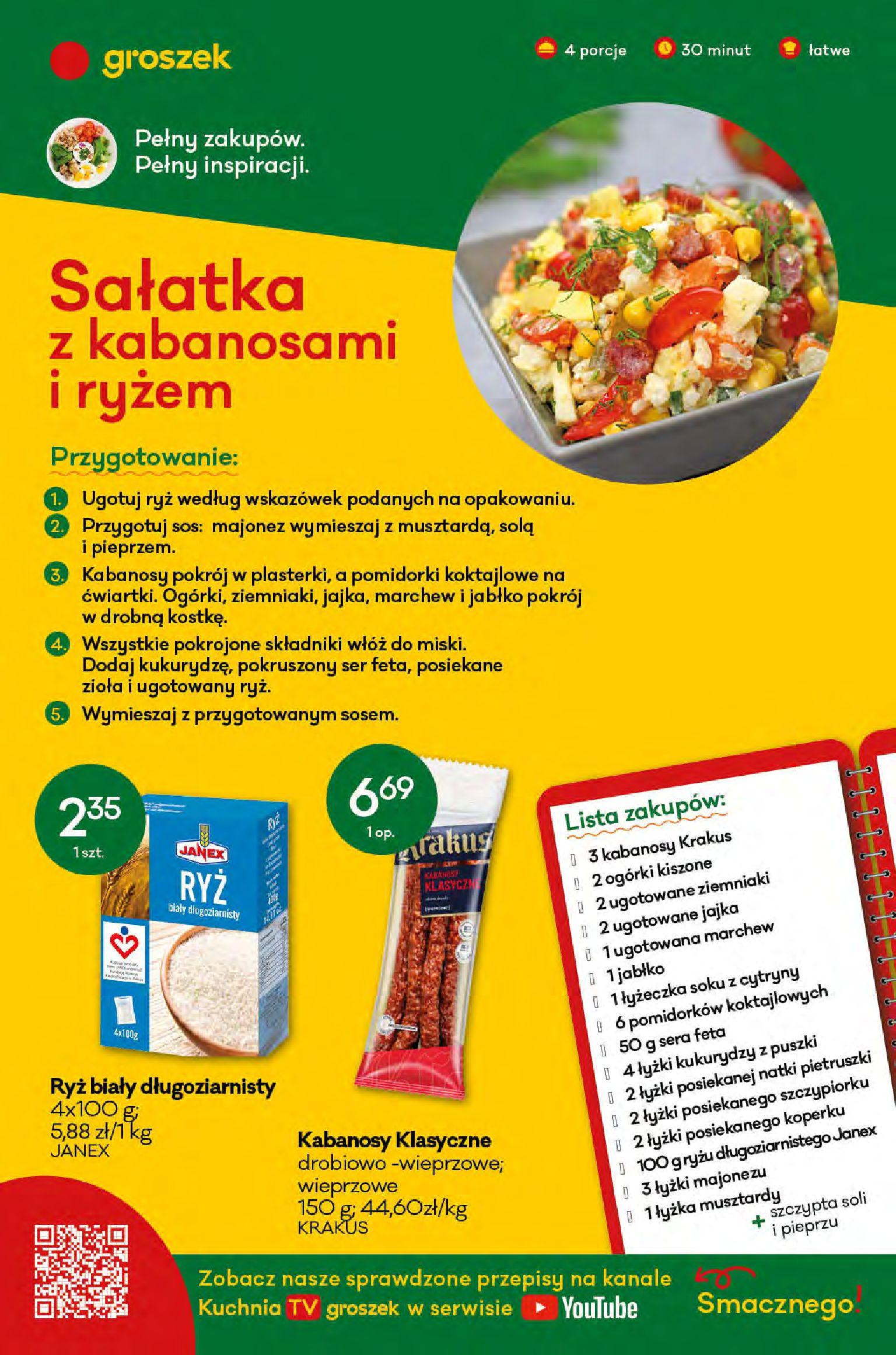 Gazetka Groszek: Gazetka promocyjna 2021-04-08 page-2