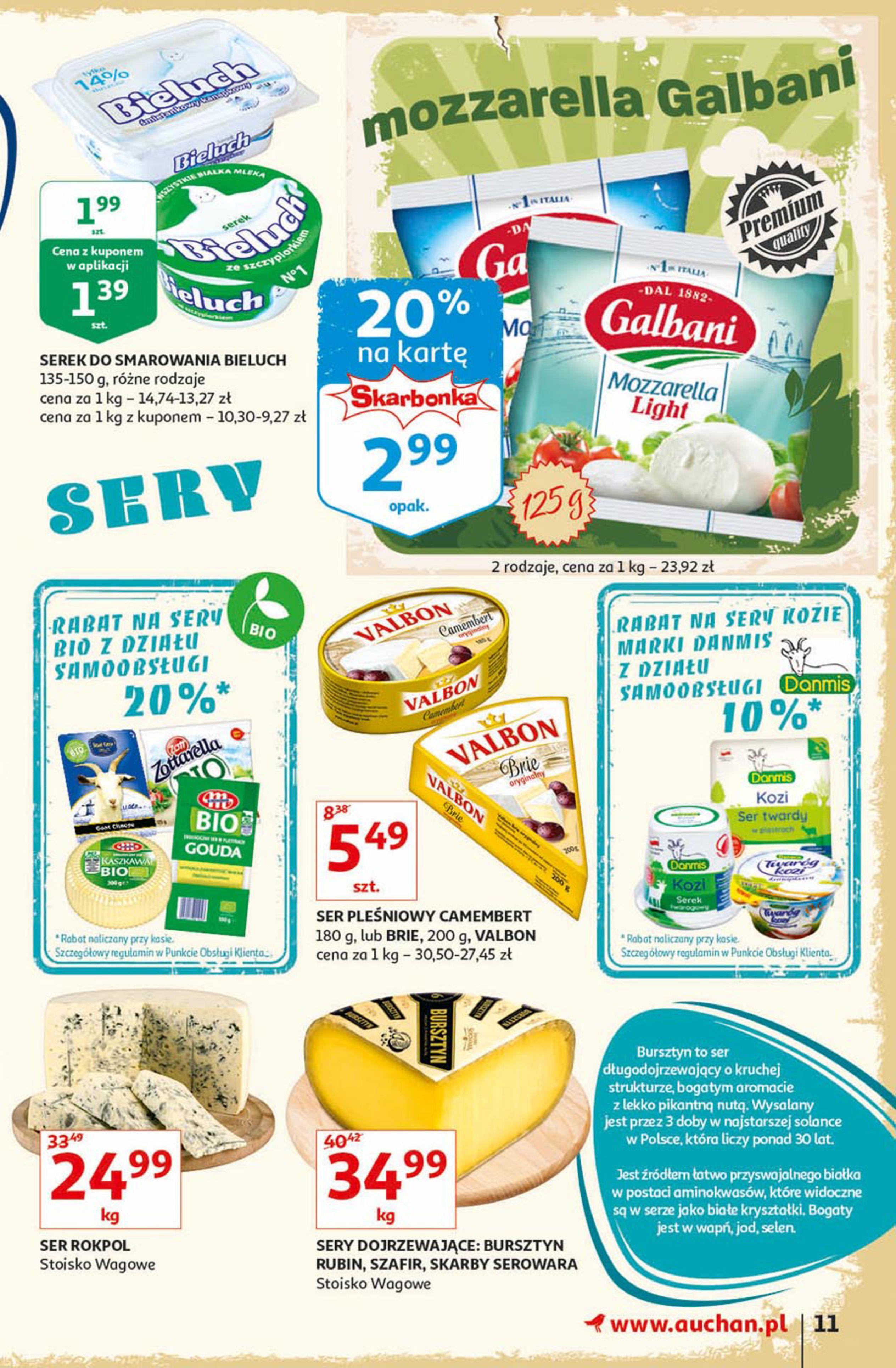 Gazetka Auchan - Szalone TYGODNIE Hipermarkety-11.09.2019-18.09.2019-page-
