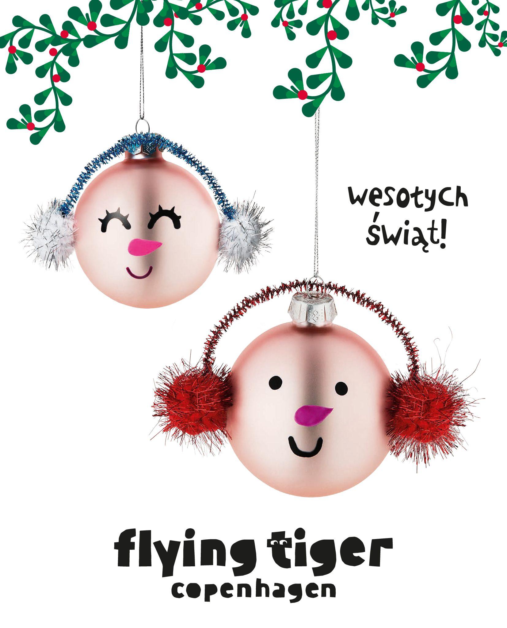 Gazetka Flying tiger - Wesołych Świąt!-2017-11-01-2017-12-31-page-1
