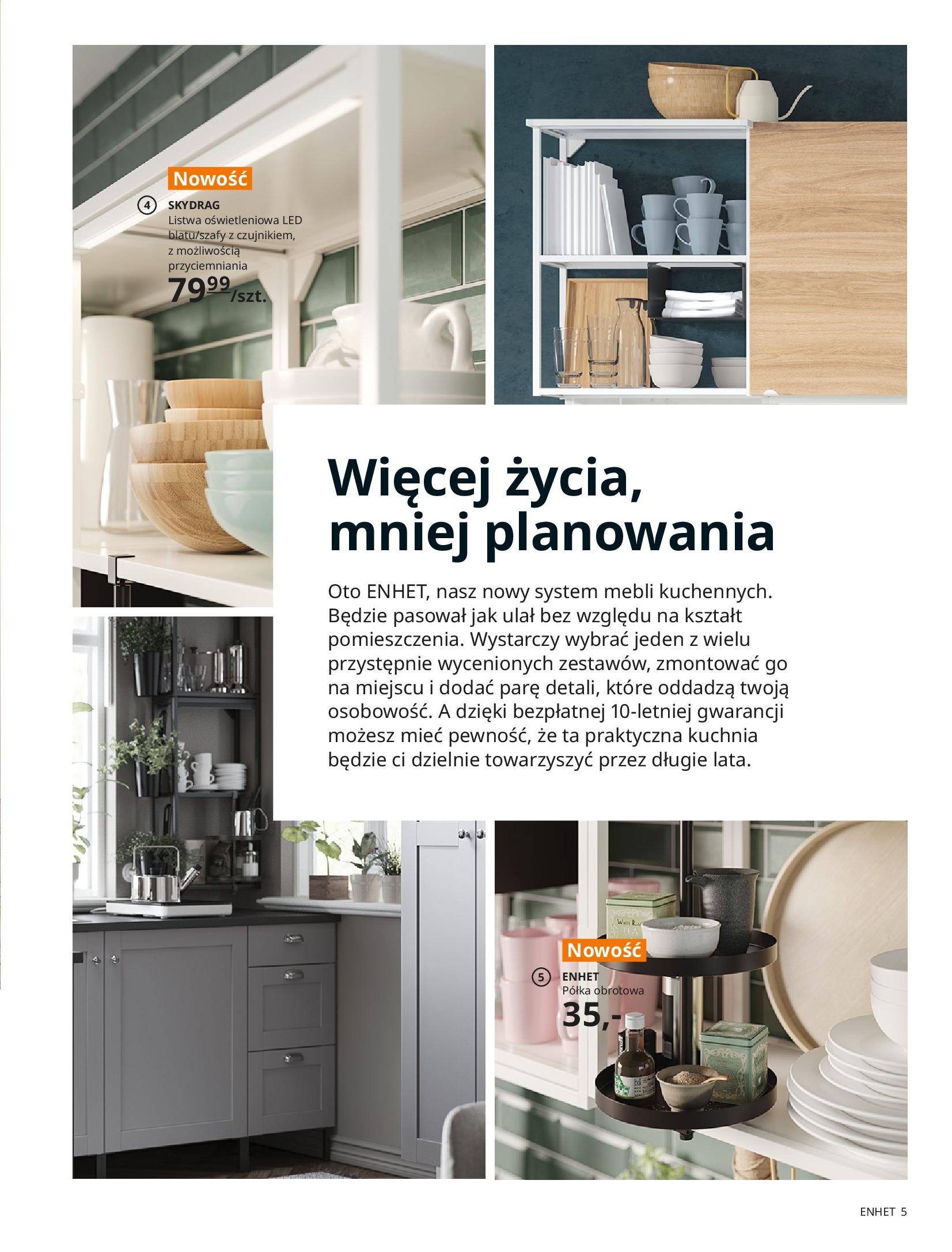Gazetka IKEA: KUCHNIE 2021 2021-01-13 page-5