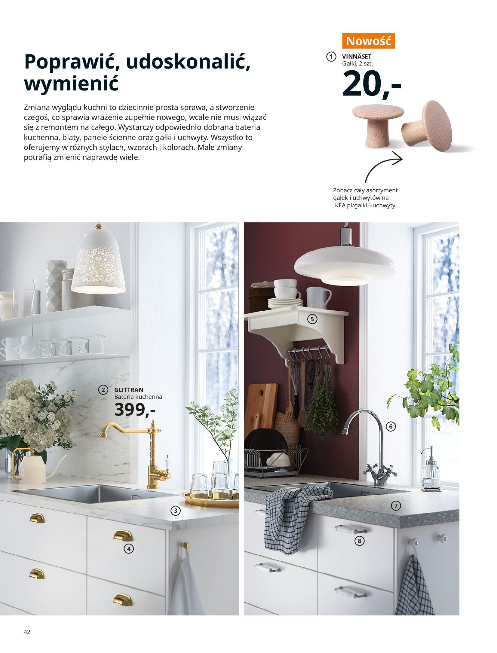 Gazetka IKEA: KUCHNIE 2021 2021-01-13 page-42